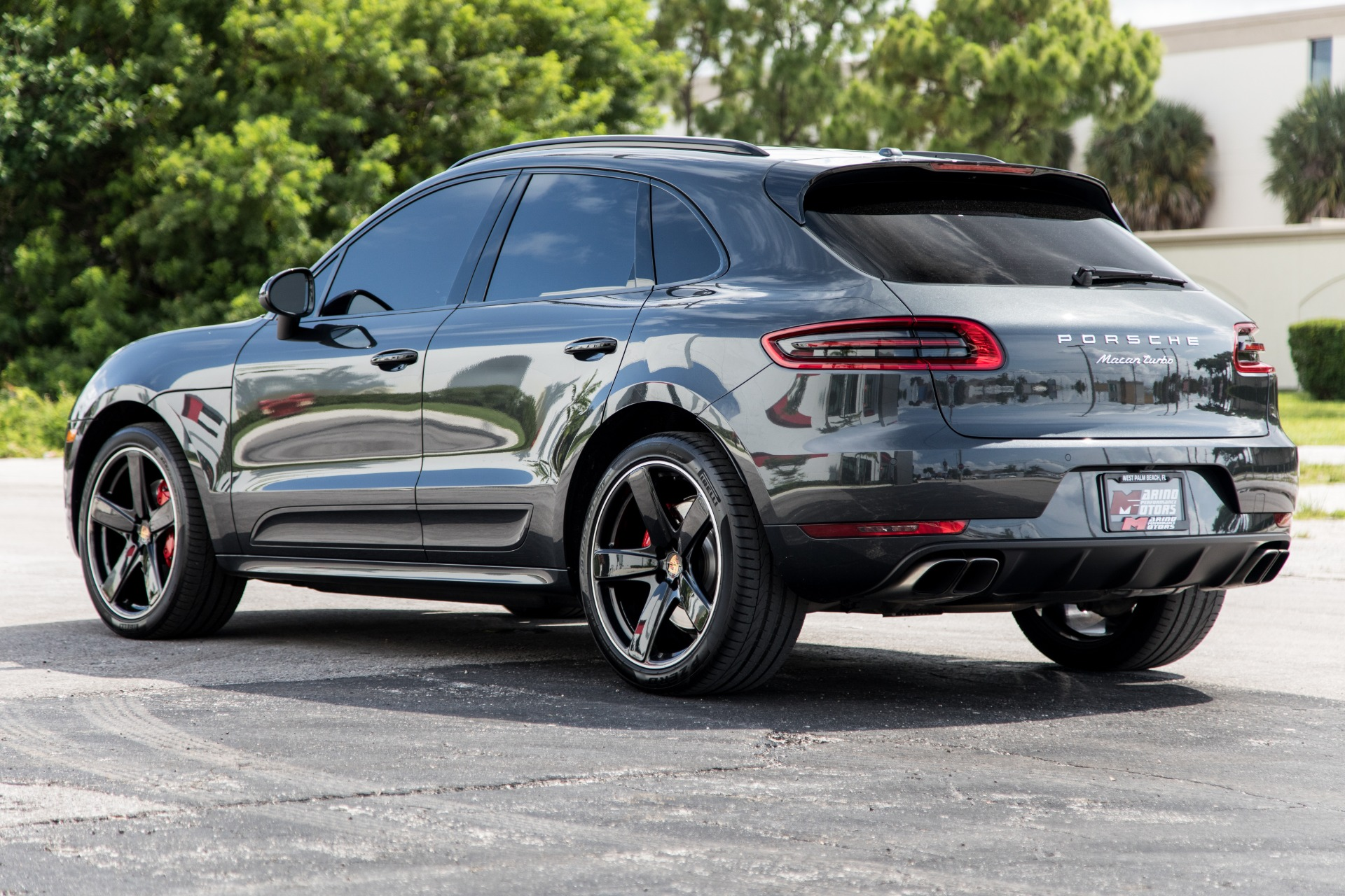 Used 2018 Porsche Macan Turbo For