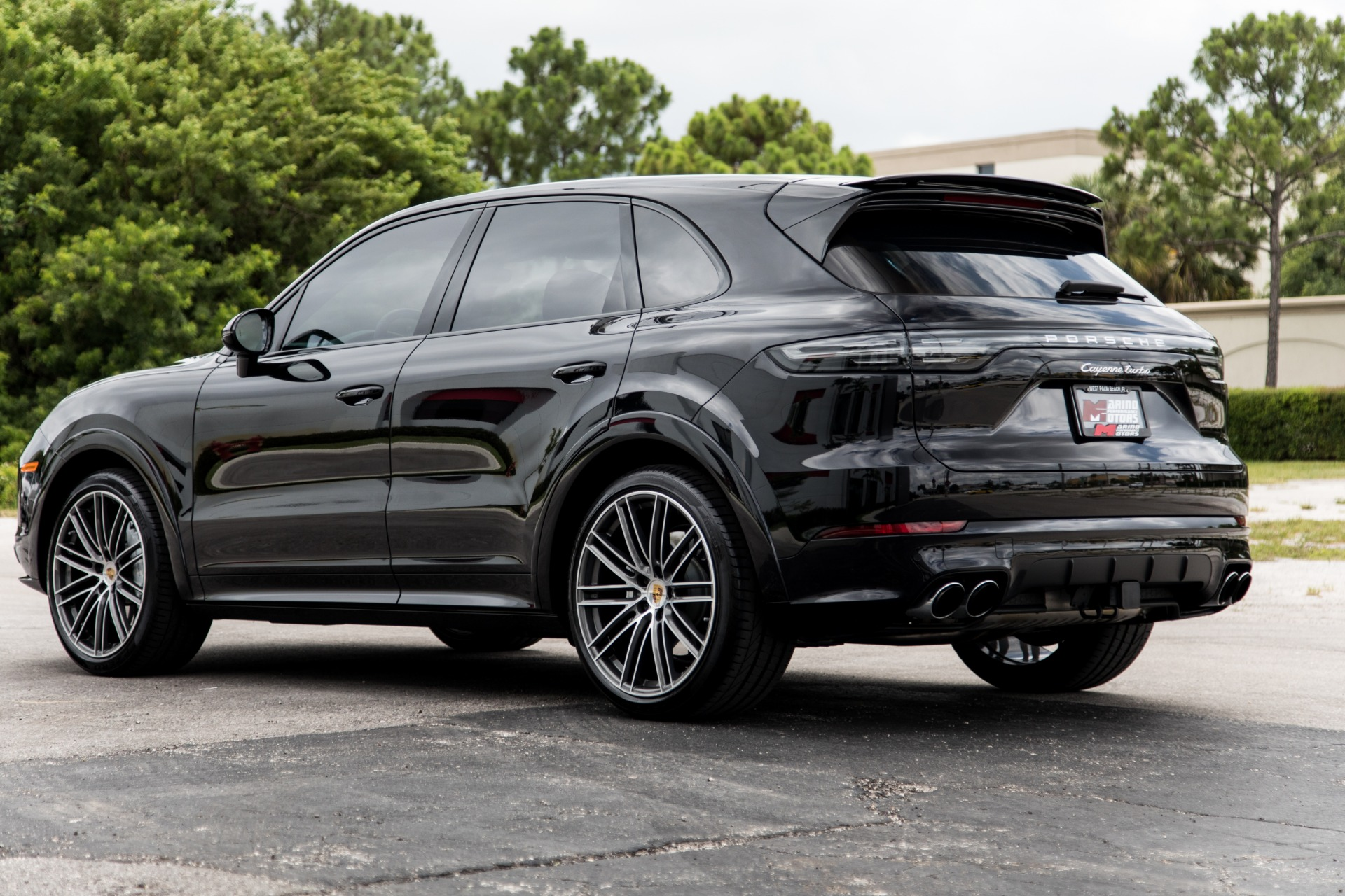 used 2019 porsche cayenne turbo