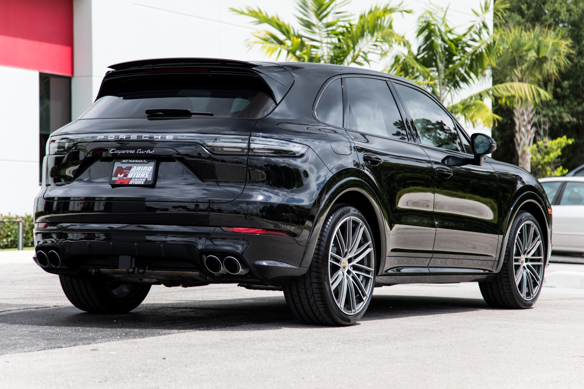 Used 2019 Porsche Cayenne Turbo For Sale Special Pricing Marino Performance Motors Stock A80577