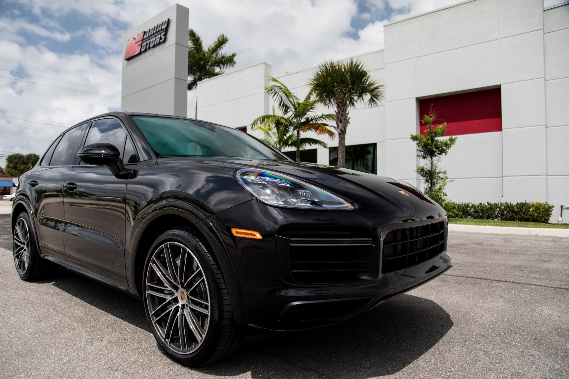 Used 2019 Porsche Cayenne Turbo For Sale Special Pricing