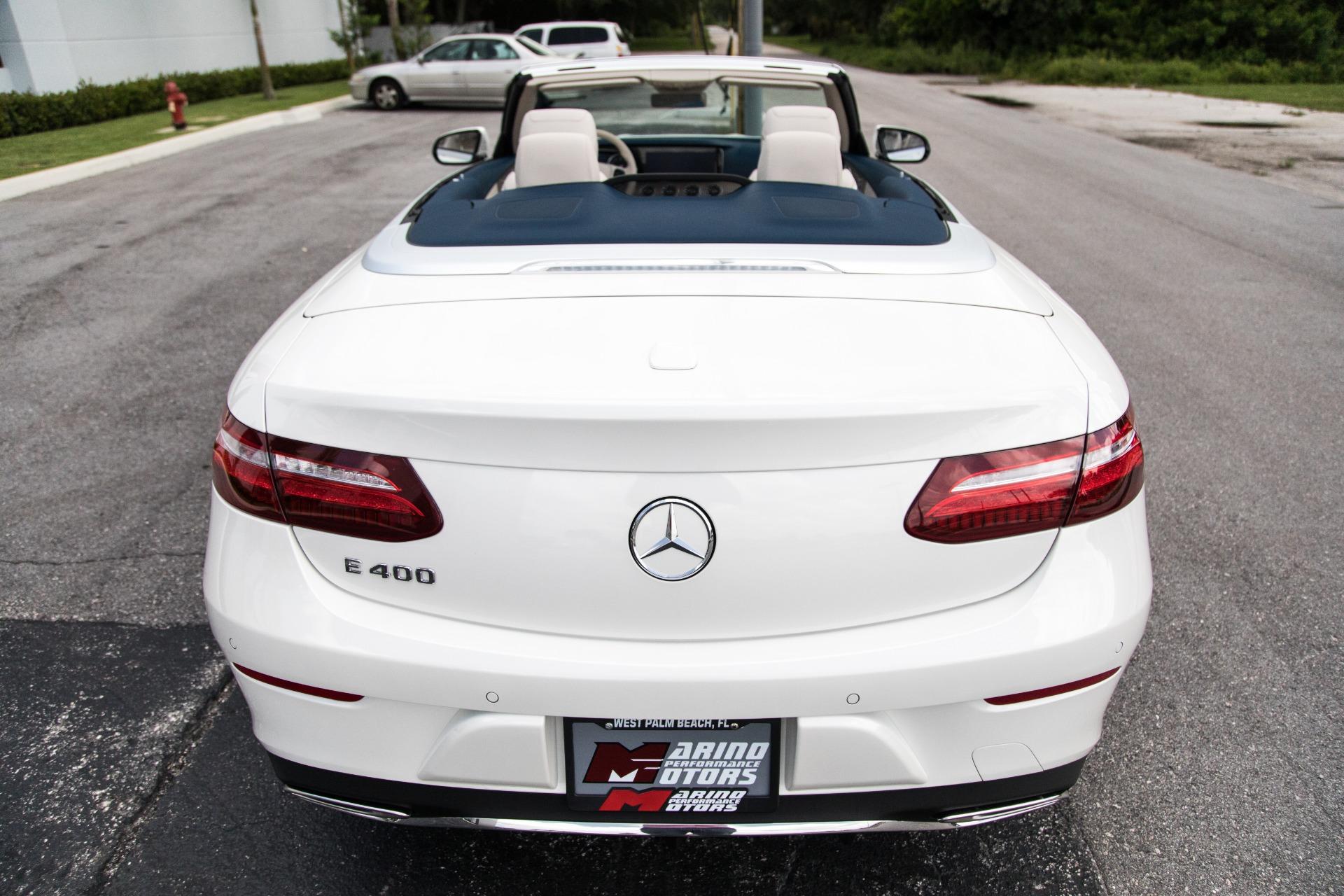 Used 2018 Mercedes Benz E Class E 400 For Sale 64 900