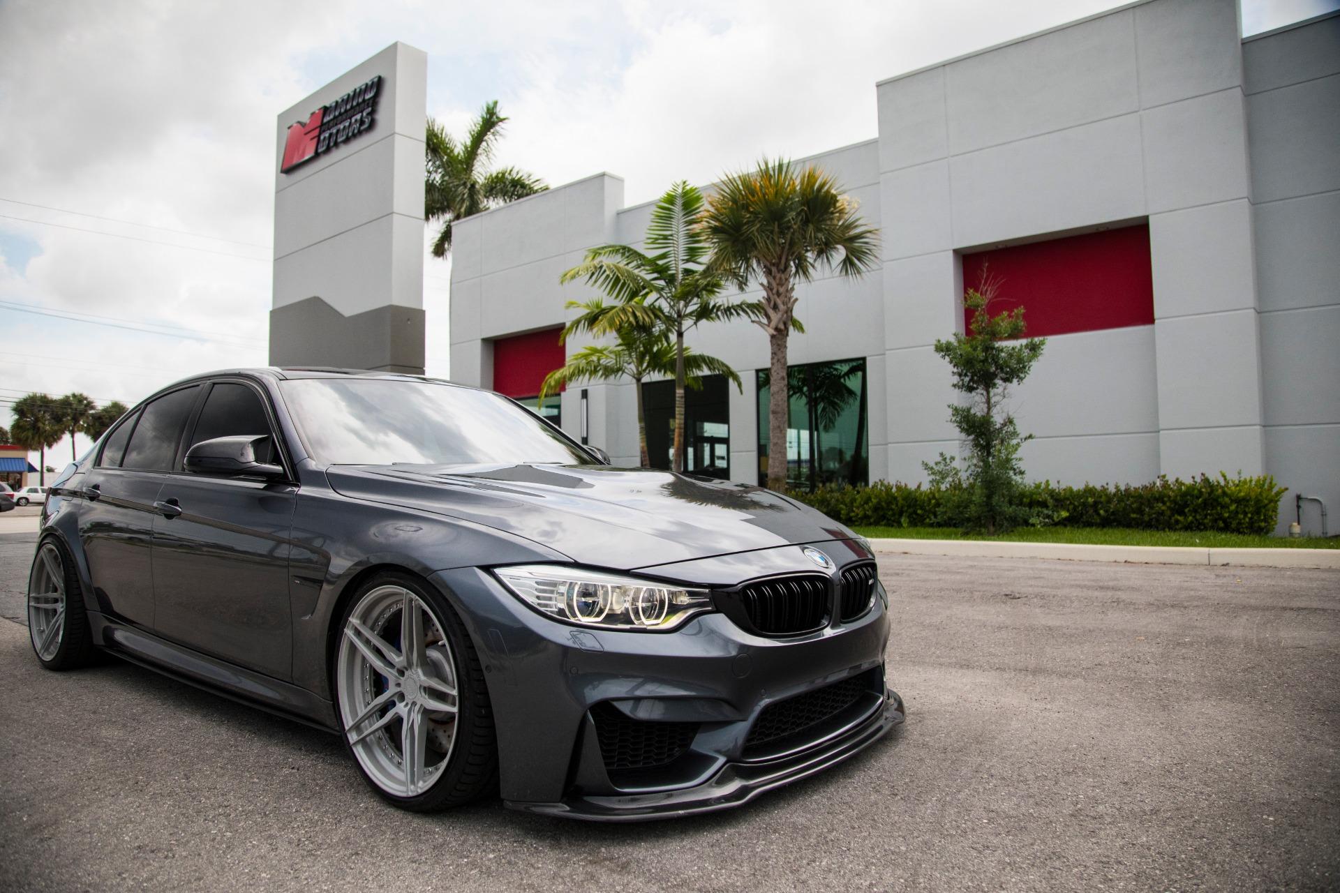 Used 2015 BMW M3  | West Palm Beach, FL