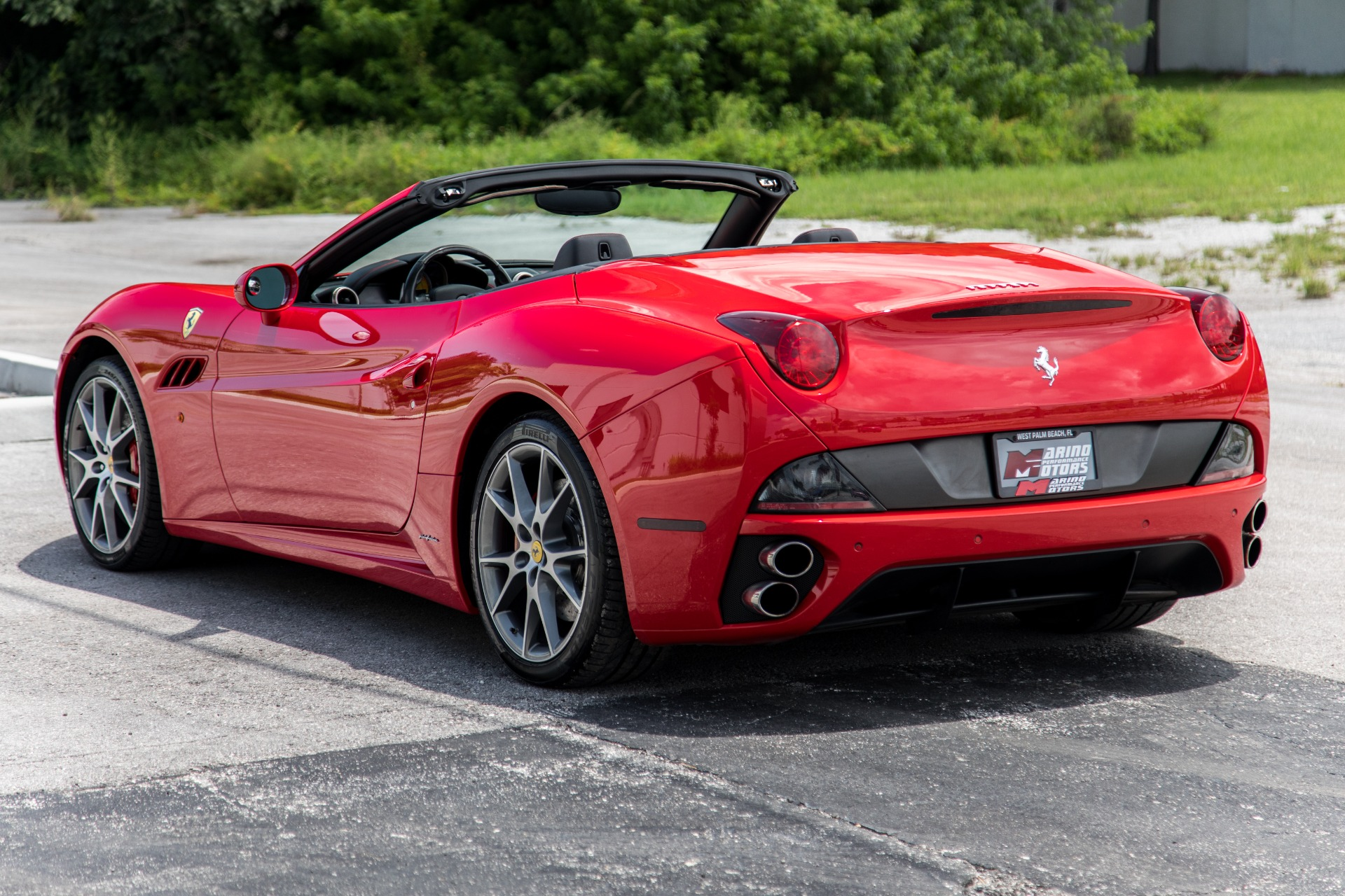 Used 2010 Ferrari California For Sale ($92,900)