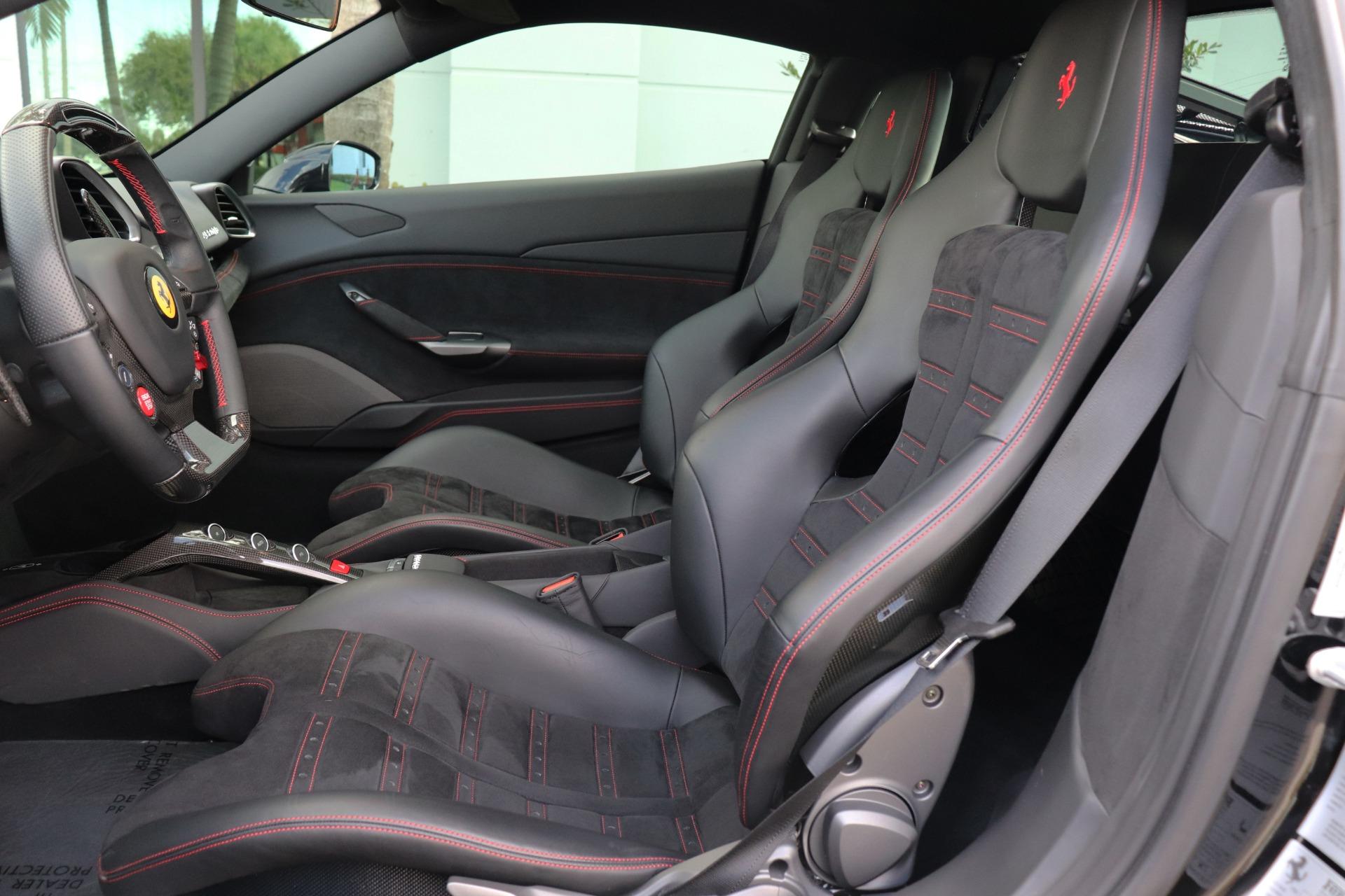 Ferrari 488 Gtb >> Used 2018 Ferrari 488 Gtb For Sale 269 900 Marino