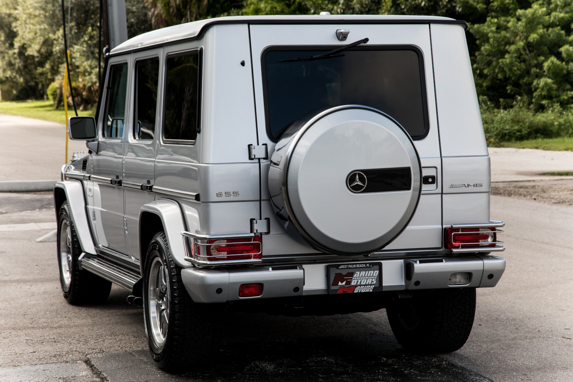 Used 2008 Mercedes-Benz G-Class G 55 AMG For Sale ($92,900