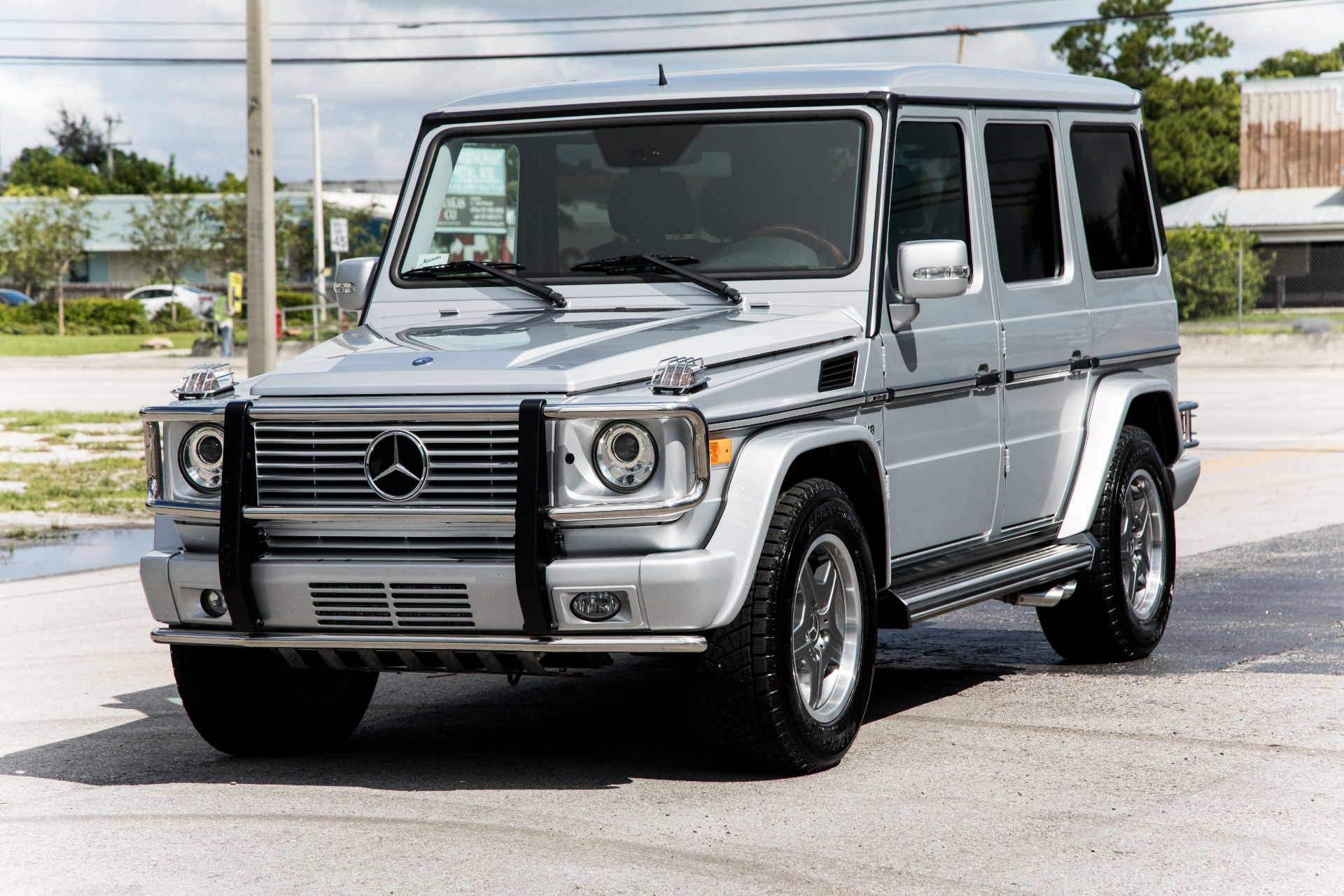Used 2008 Mercedes-Benz G-Class G 55 AMG For Sale ($69,900 ...