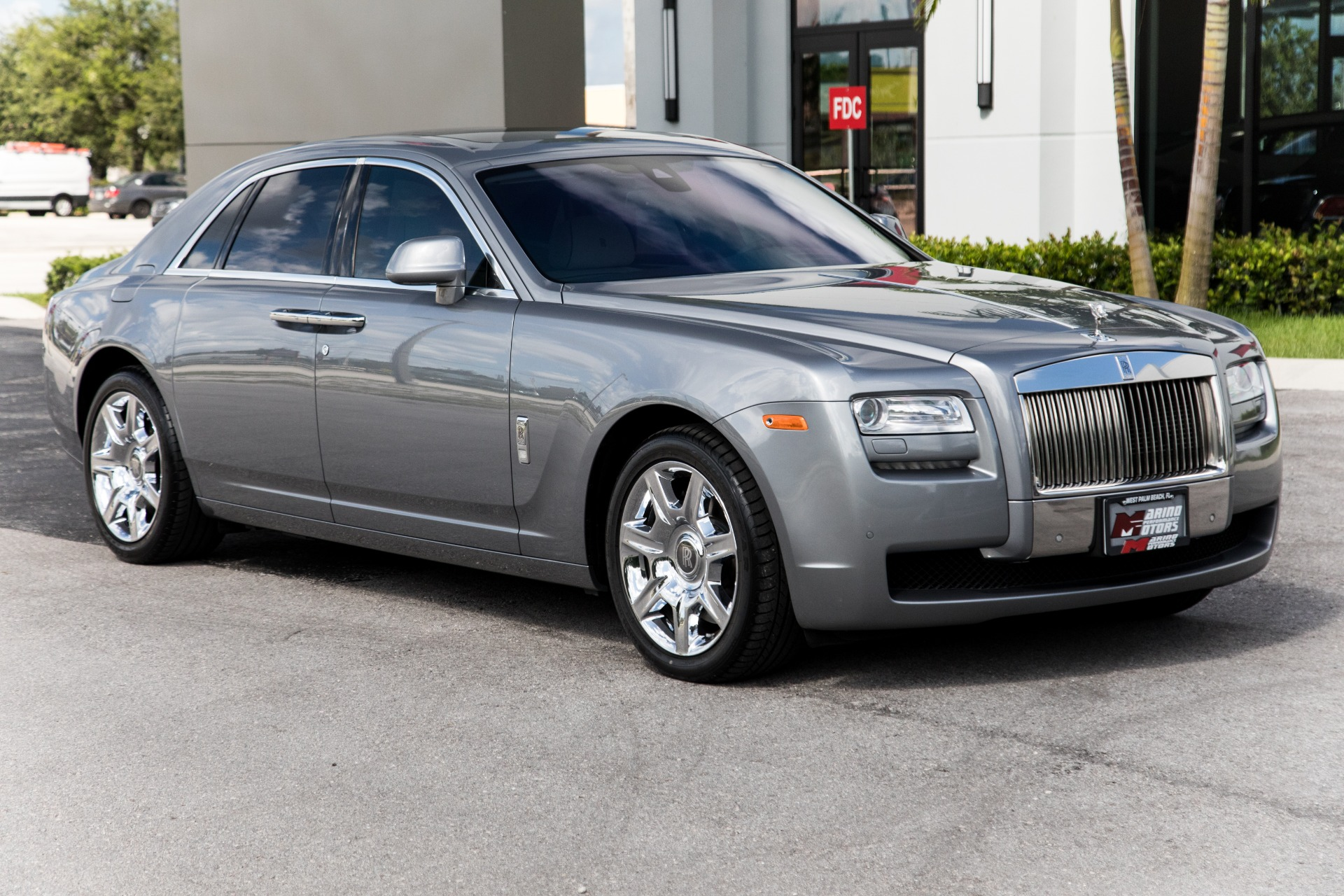 Used 2013 Rolls-Royce Ghost For Sale ($129,900)