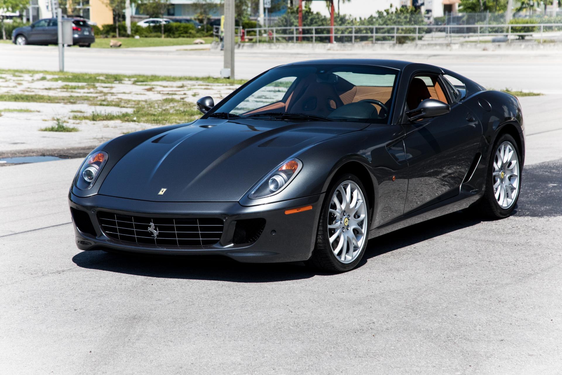 Used 2008 Ferrari 599 Gtb Fiorano Hgte For Sale 124 900 Marino Performance Motors Stock 157330
