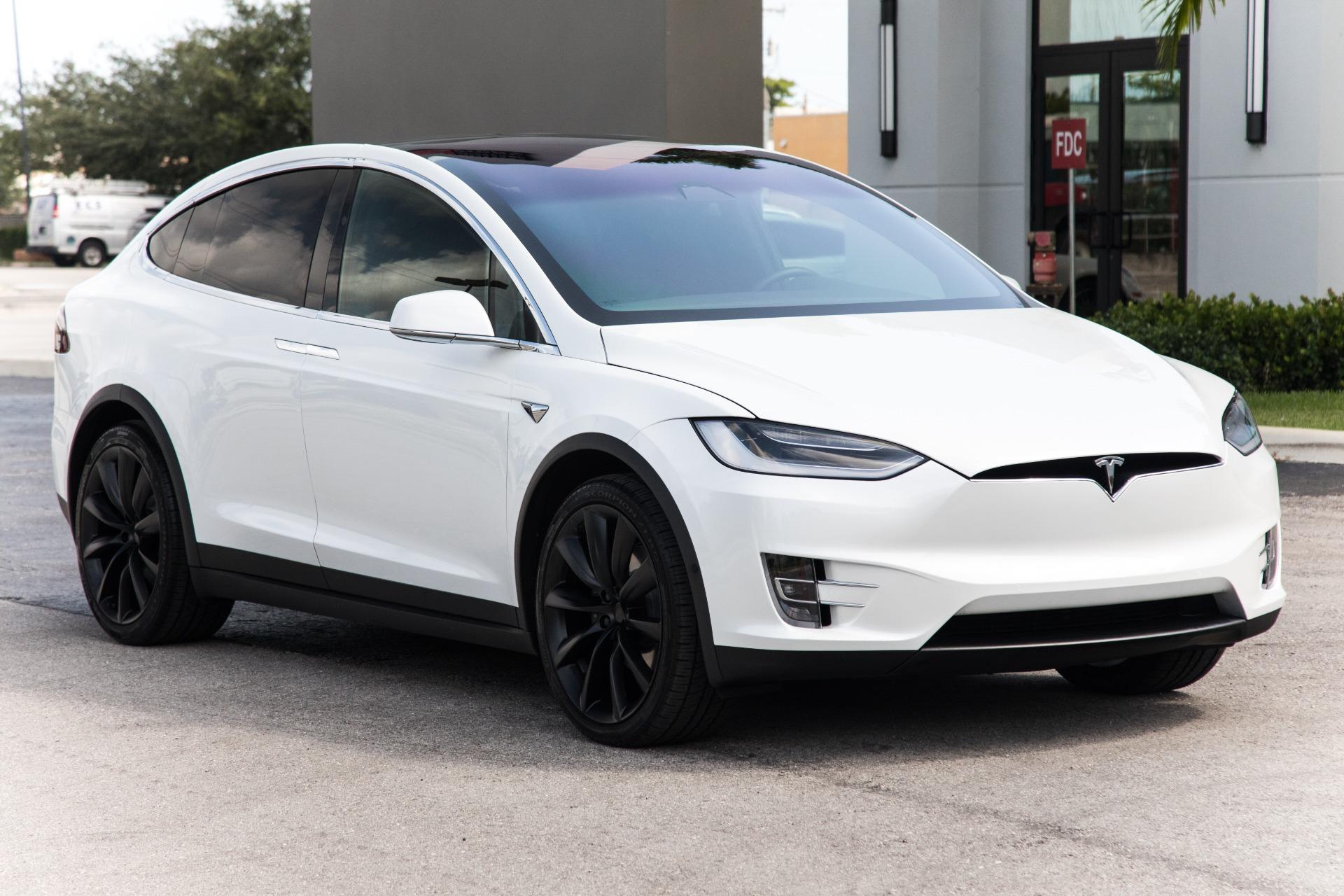 Used 2019 Tesla Model X Long Range For Sale ($94,900 ...