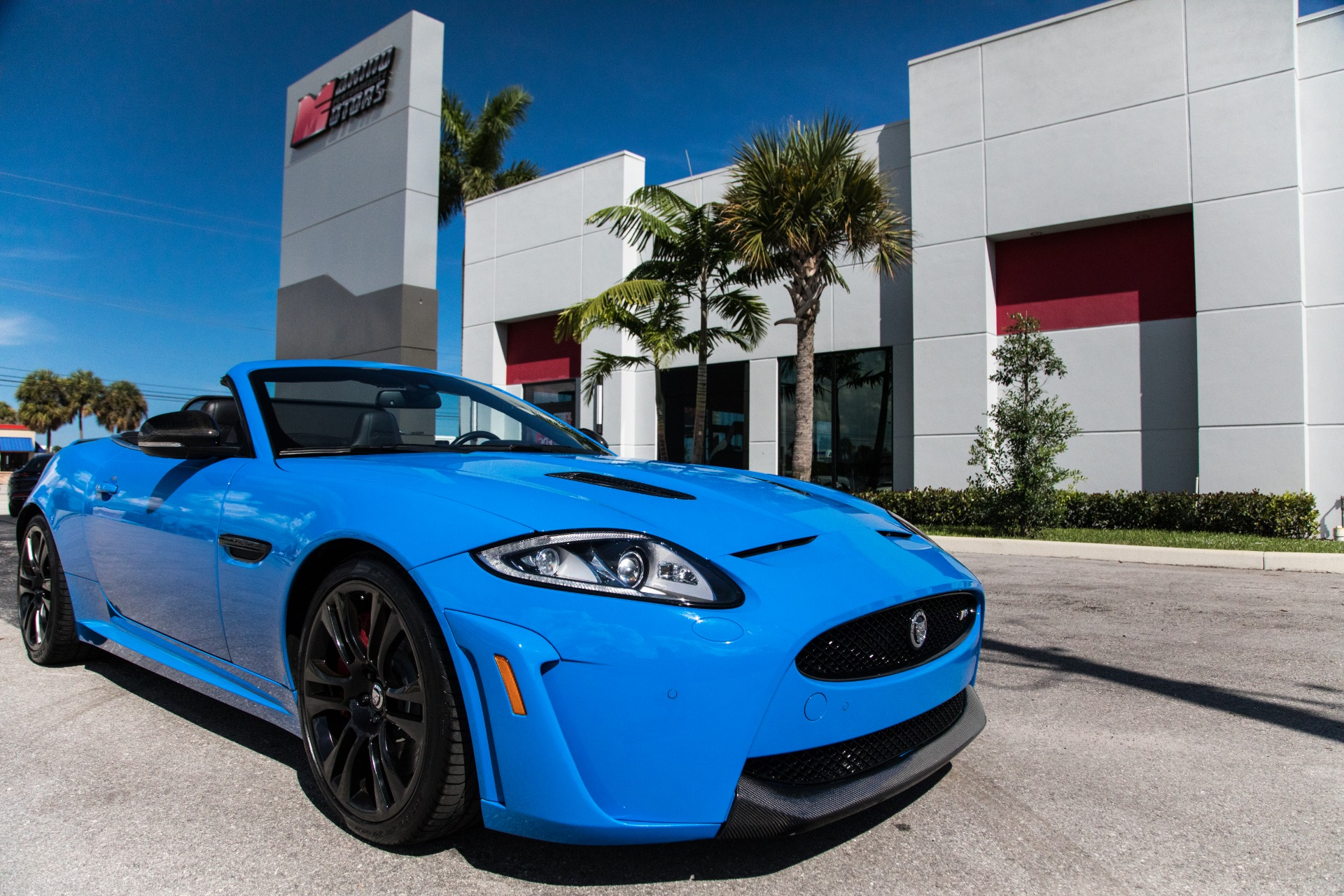 Used 2014 Jaguar Xk Xkr S For Sale 64 900 Marino Performance Motors Stock B52317