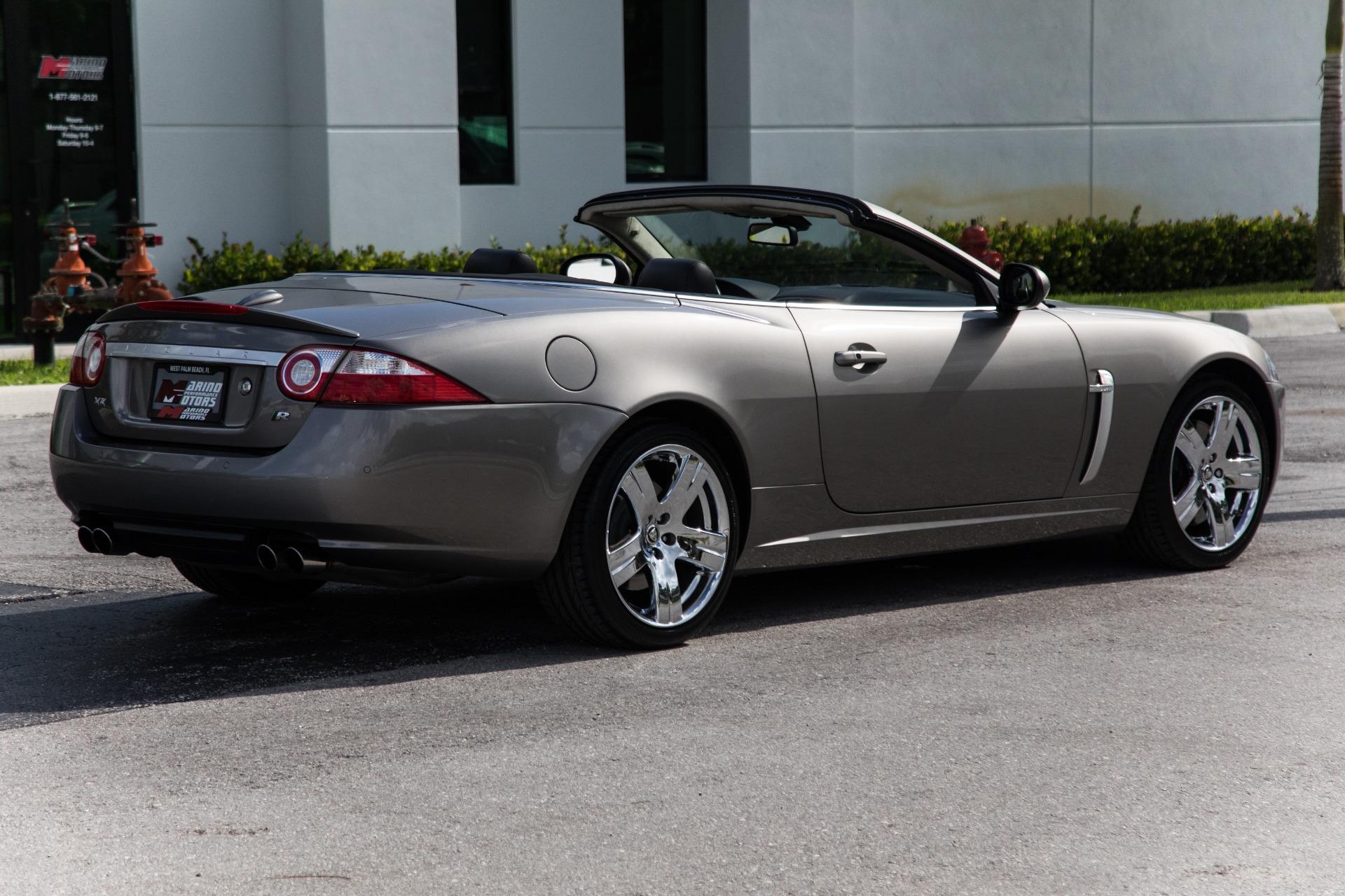 Used 2009 Jaguar XK XKR For Sale ($29,900) | Marino ...