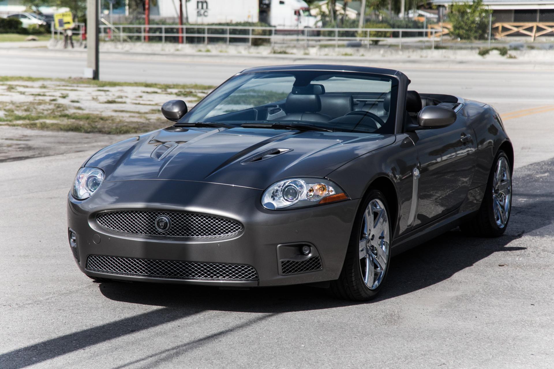 Used 2009 Jaguar XK XKR For Sale ($29,900) | Marino Performance Motors Stock #B28048