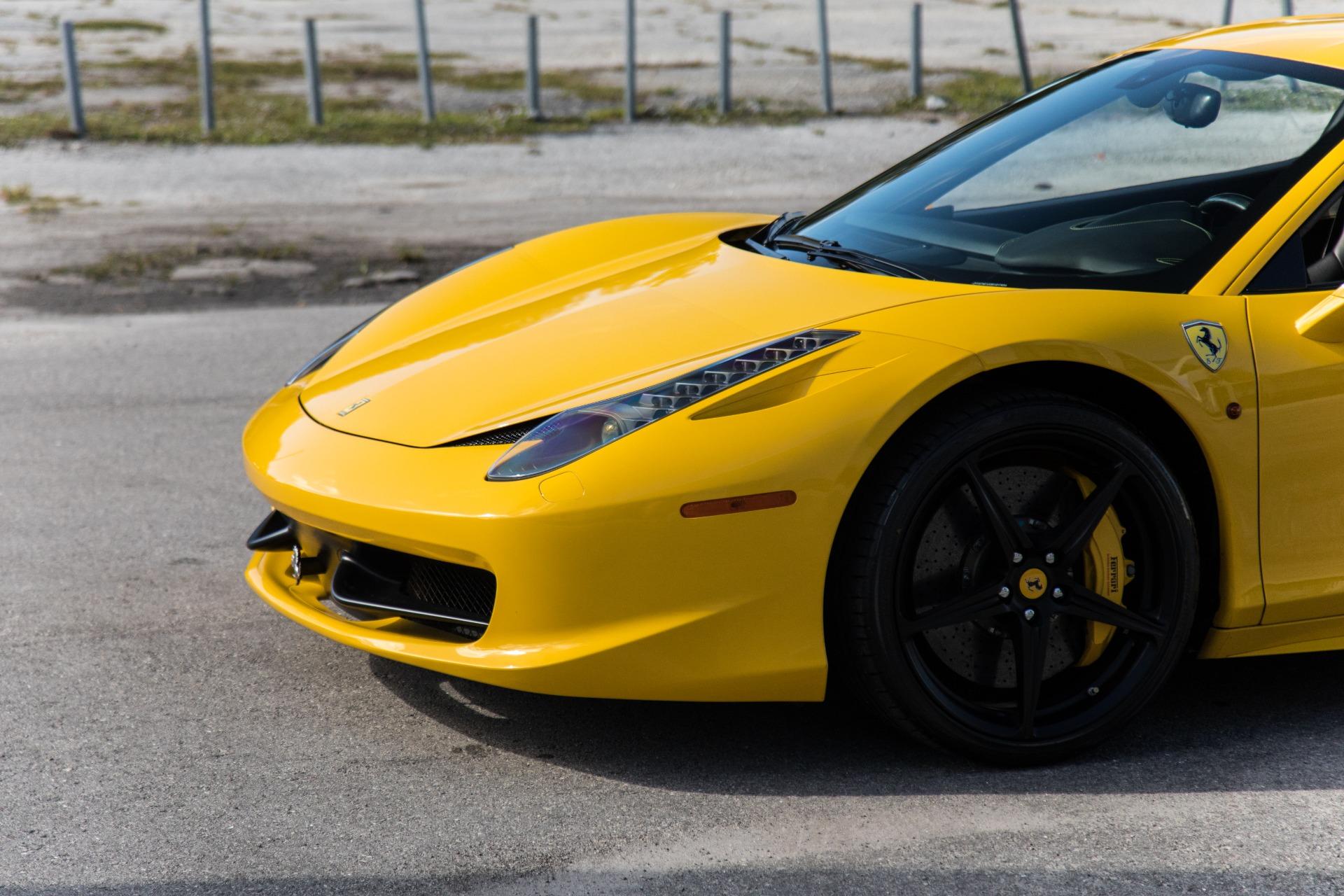 used 2011 ferrari 458 italia for sale   174 900