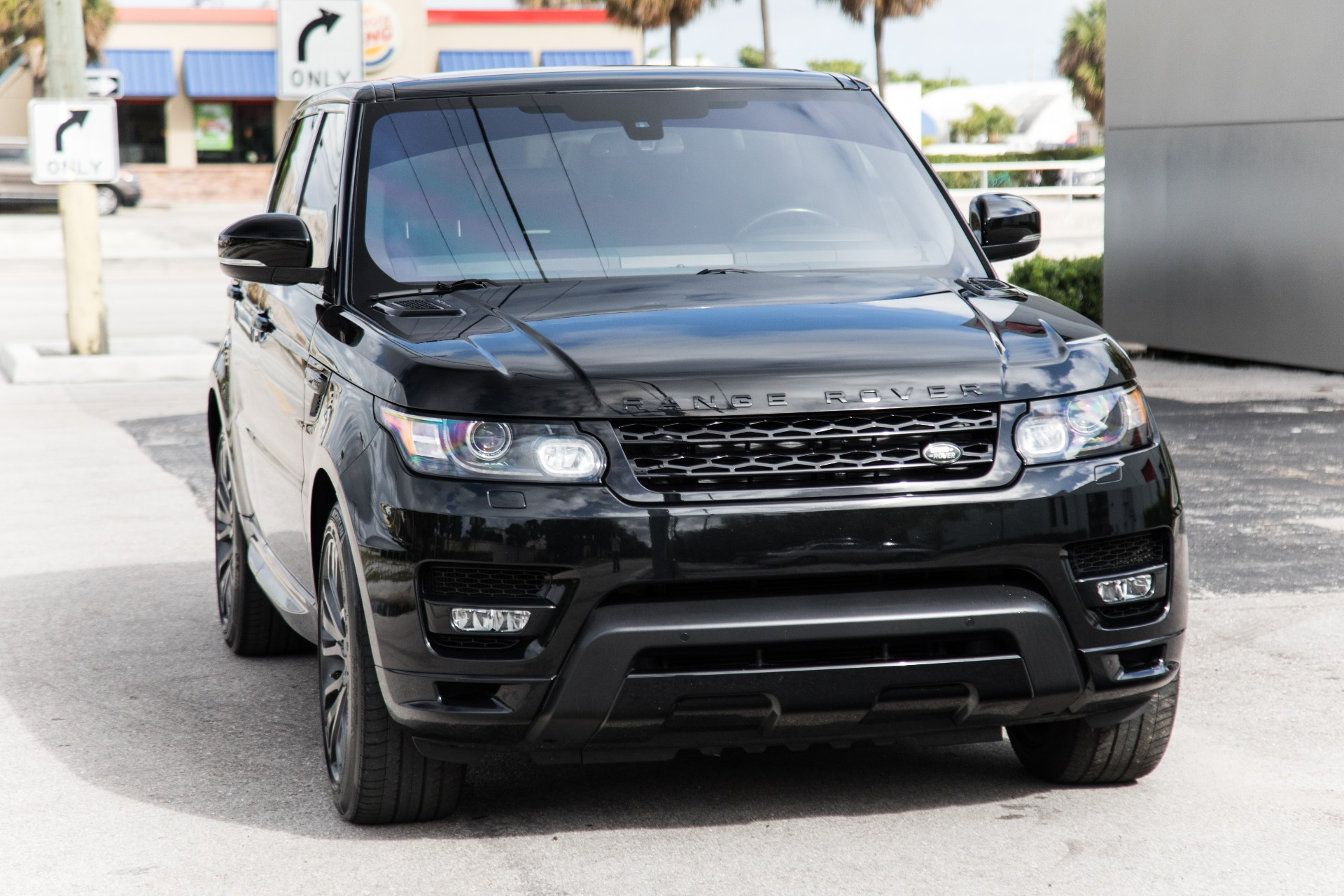 Range Rover Sport Used >> Used 2016 Land Rover Range Rover Sport Hst For Sale Special