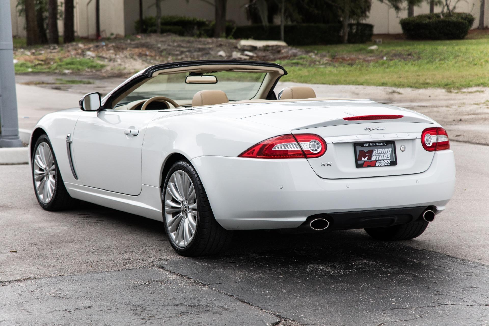 Used 2011 Jaguar XK For Sale ($32,900) | Marino ...