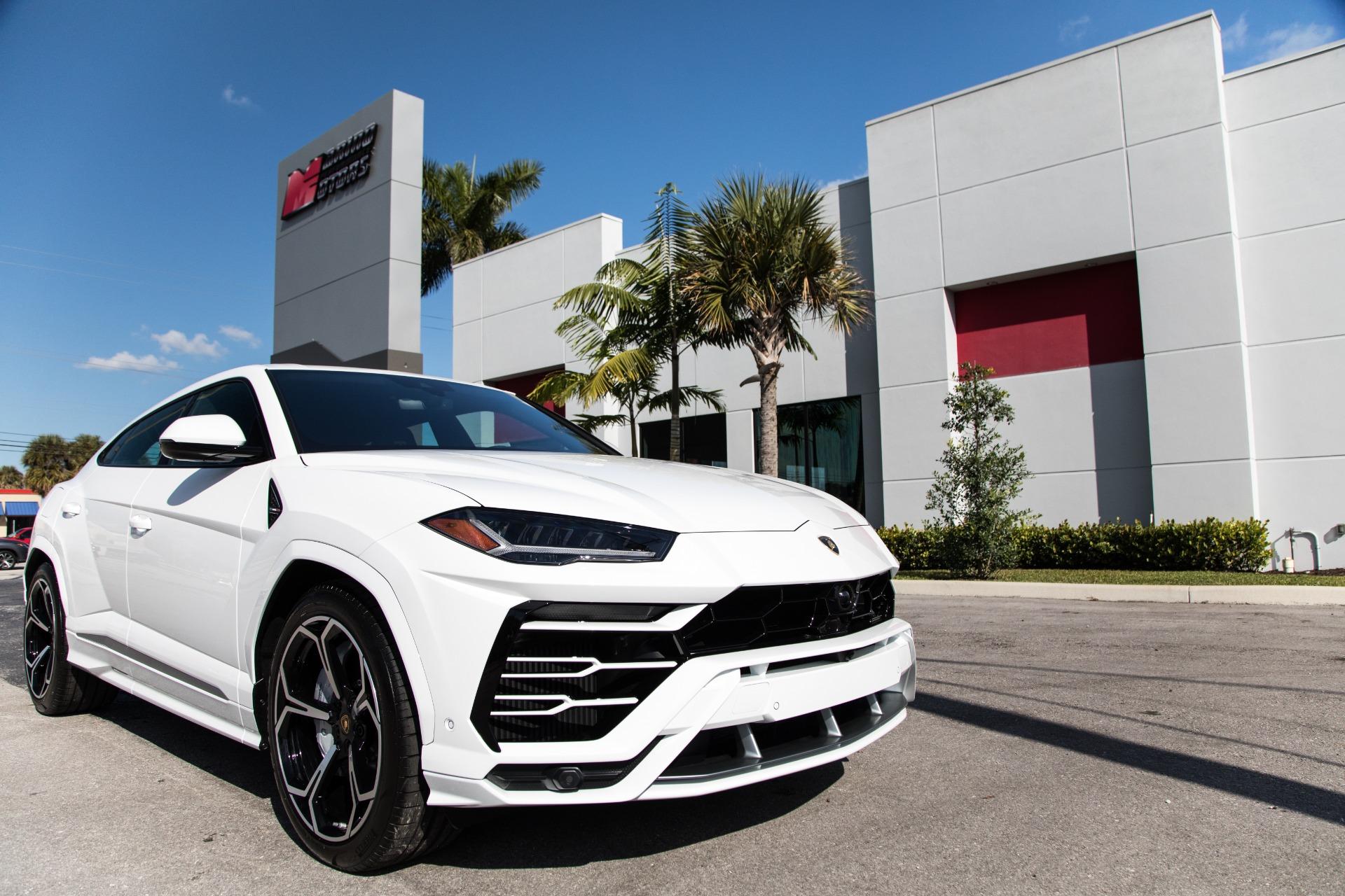 Used 2020 Lamborghini Urus For Sale ($239,900)