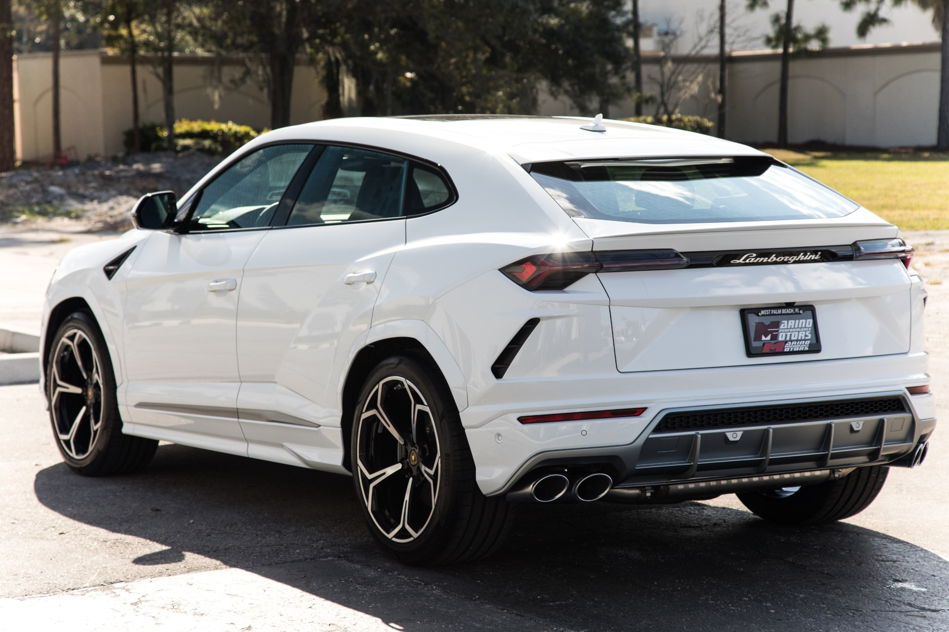 Used 2020 Lamborghini Urus For Sale 239 900 Marino Performance Motors Stock A07284