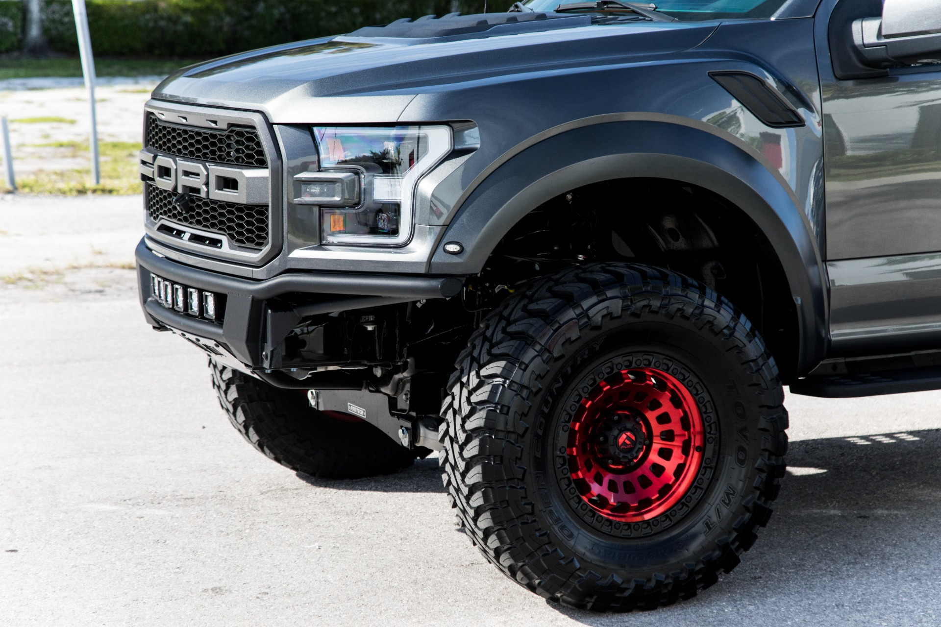 Ford Raptor Used >> Used 2019 Ford F-150 Raptor For Sale ($74,900)   Marino ...