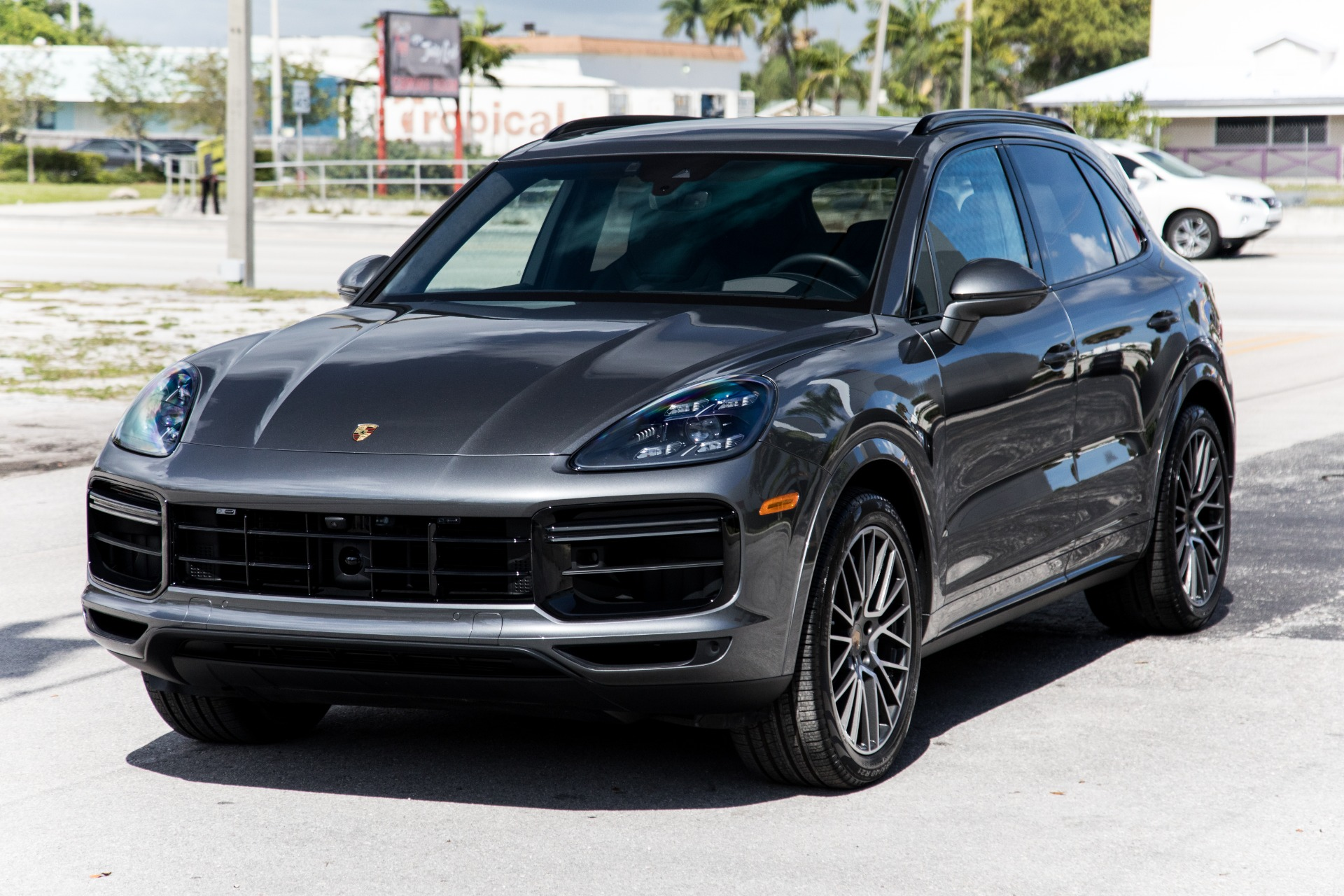 Used 2019 Porsche Cayenne Turbo For Sale ($129,900 ...