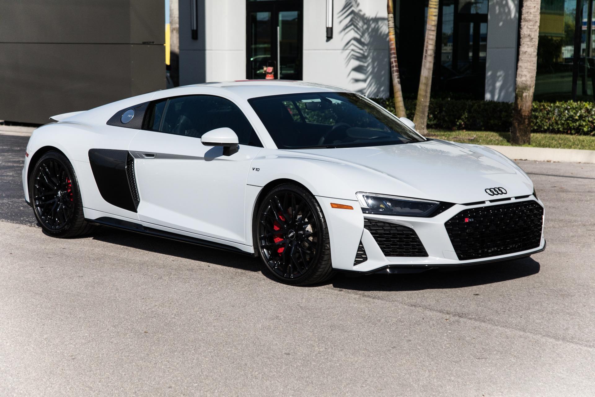Used 2020 Audi R8 5.2 quattro V10 For Sale ($169,900 ...