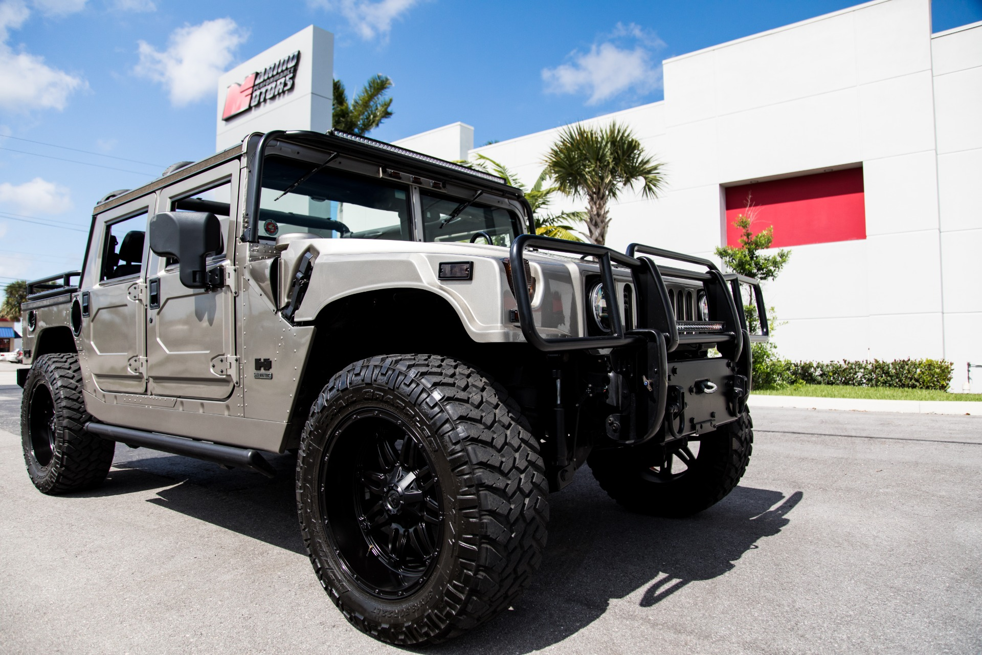 Used-2003-HUMMER-H1-Open-Top
