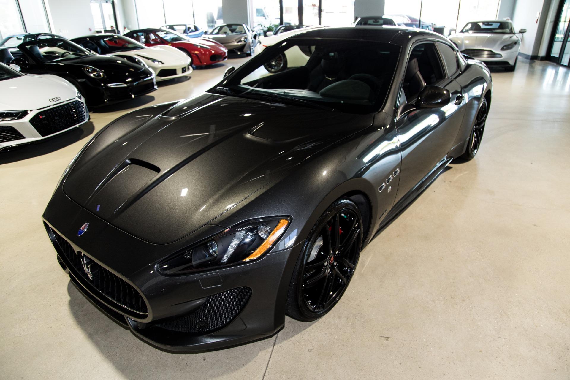 Used 2017 Maserati GranTurismo Sport Centennial For Sale ...