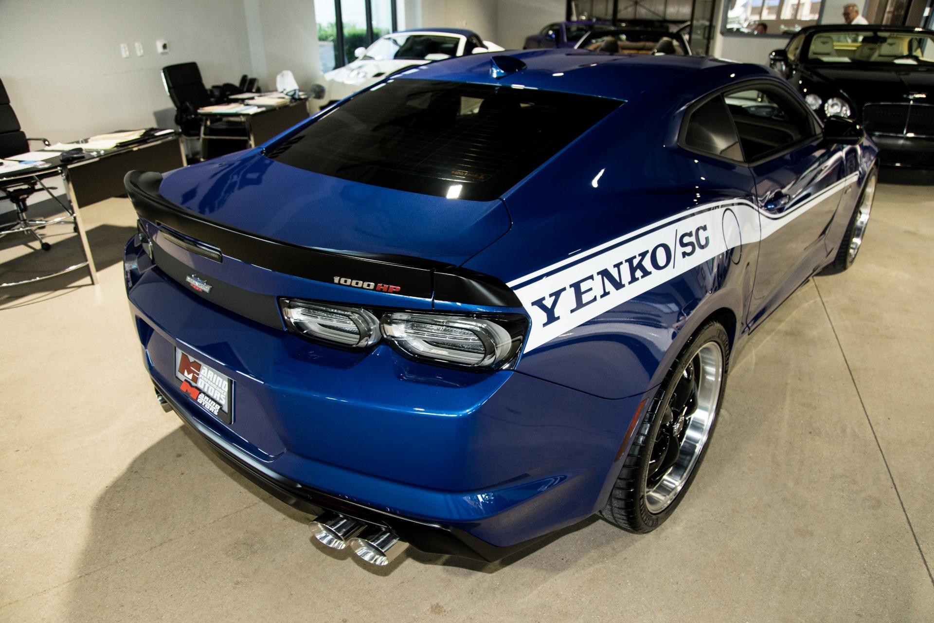 Used-2019-Chevrolet-Camaro-SS-Yenko/Sc-Stage-2