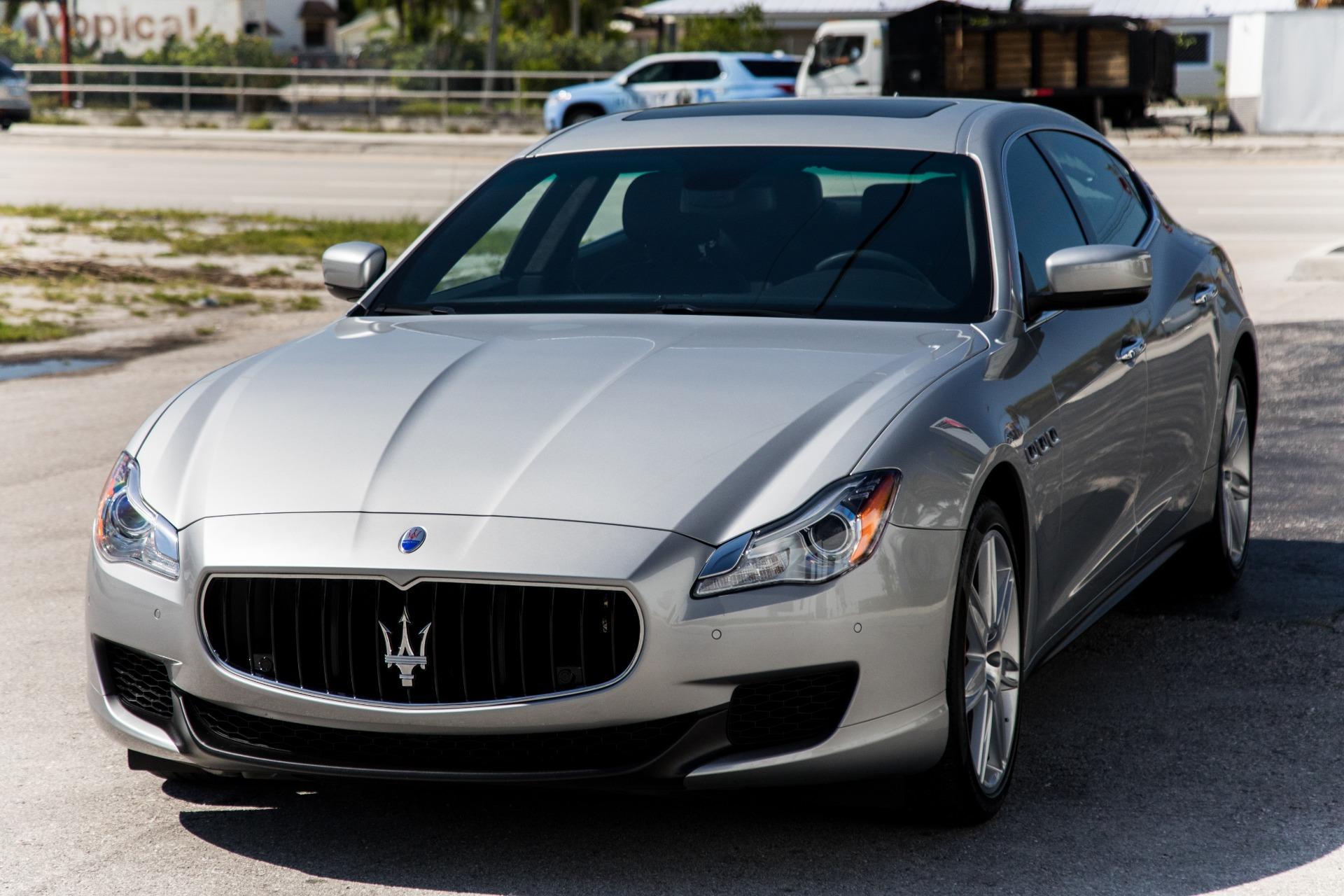 Used 2014 Maserati Quattroporte S Q4 For Sale ($38,900 ...