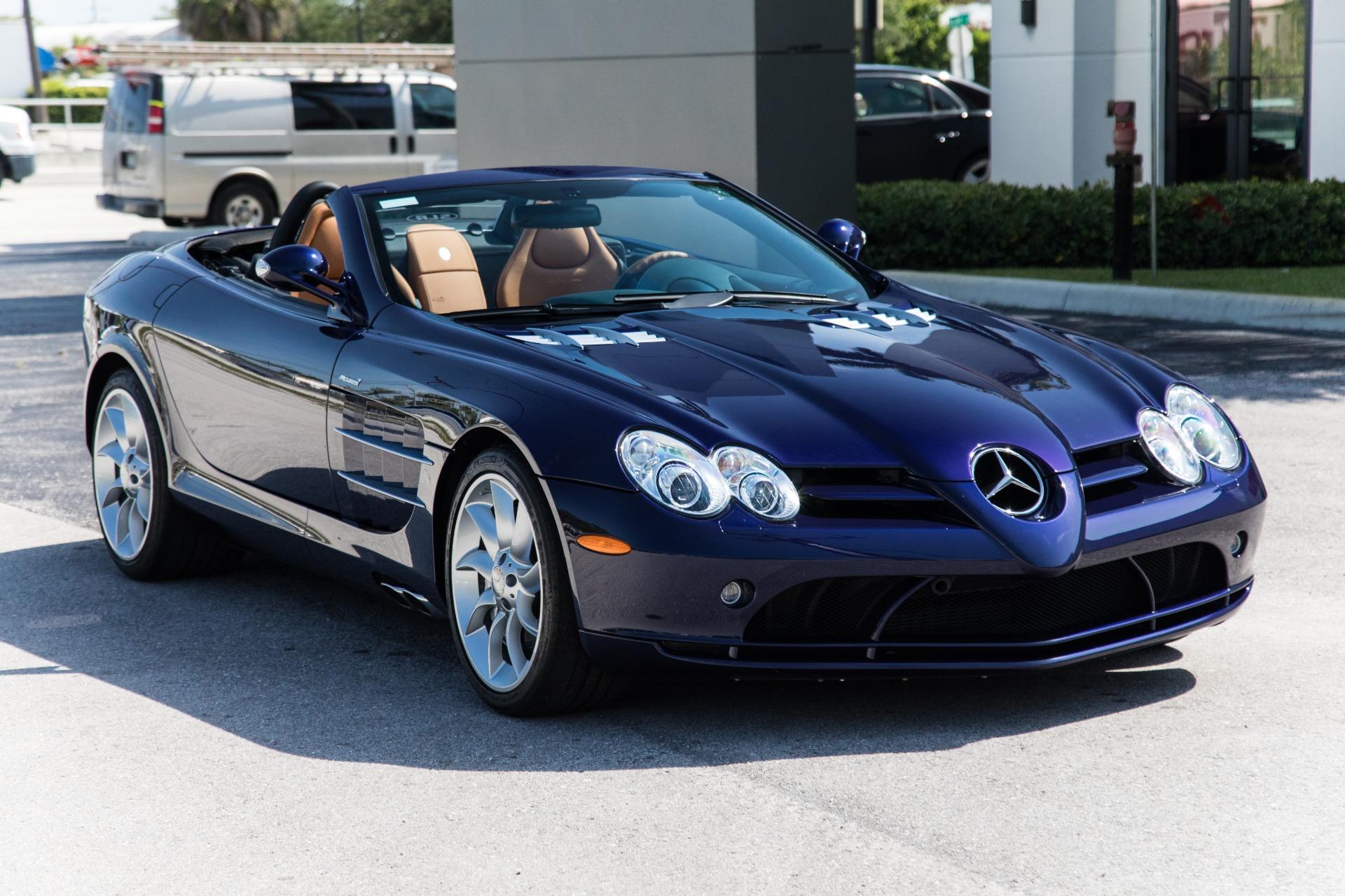 Used-2008-Mercedes-Benz-SLR-SLR-McLaren
