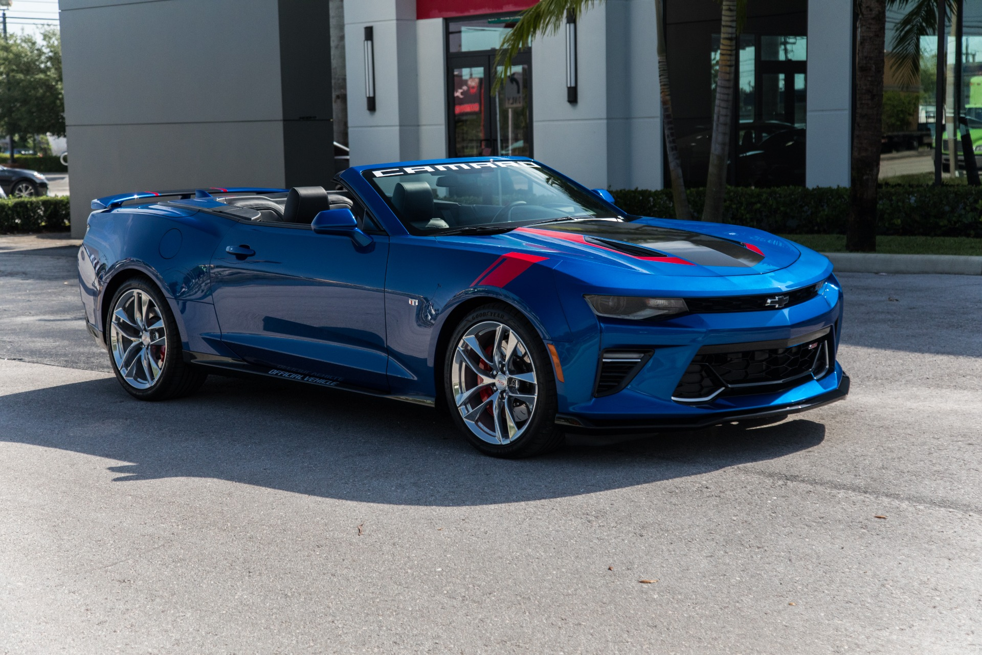 Used-2018-Chevrolet-Camaro-SS-Indy-500-Official-Vehicle