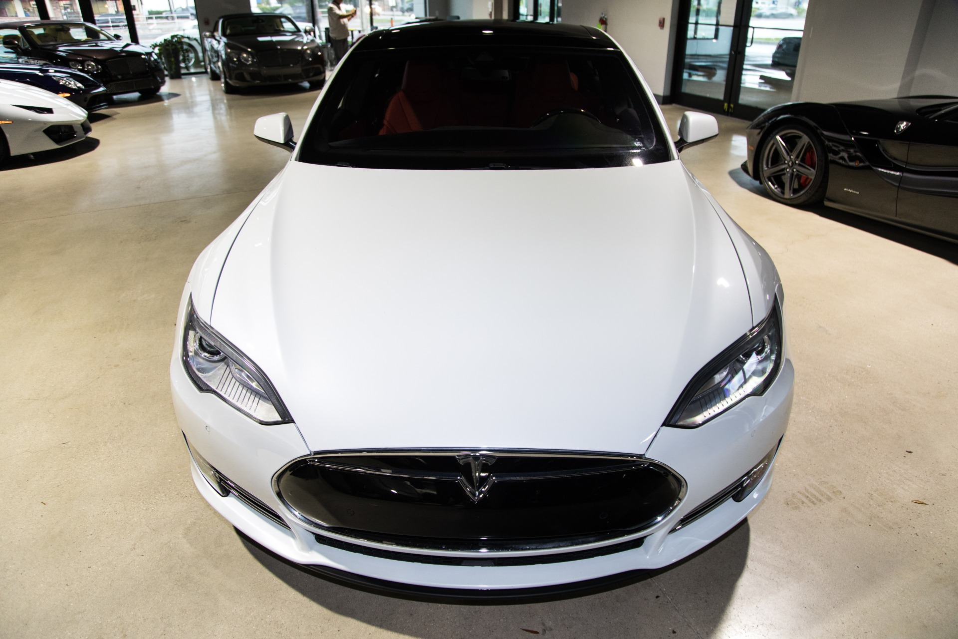 Used 2015 Tesla Model S P85D For Sale ($58,900) | Marino ...