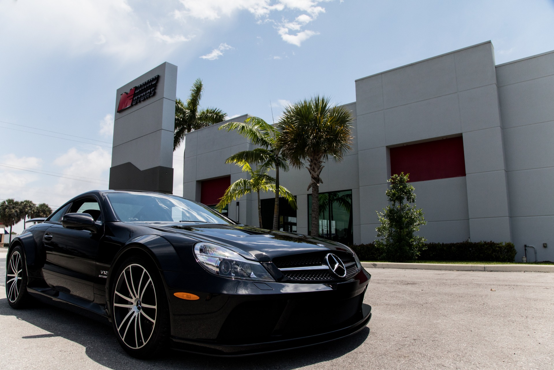 Used-2009-Mercedes-Benz-SL-Class-SL-65-AMG-Black-Series