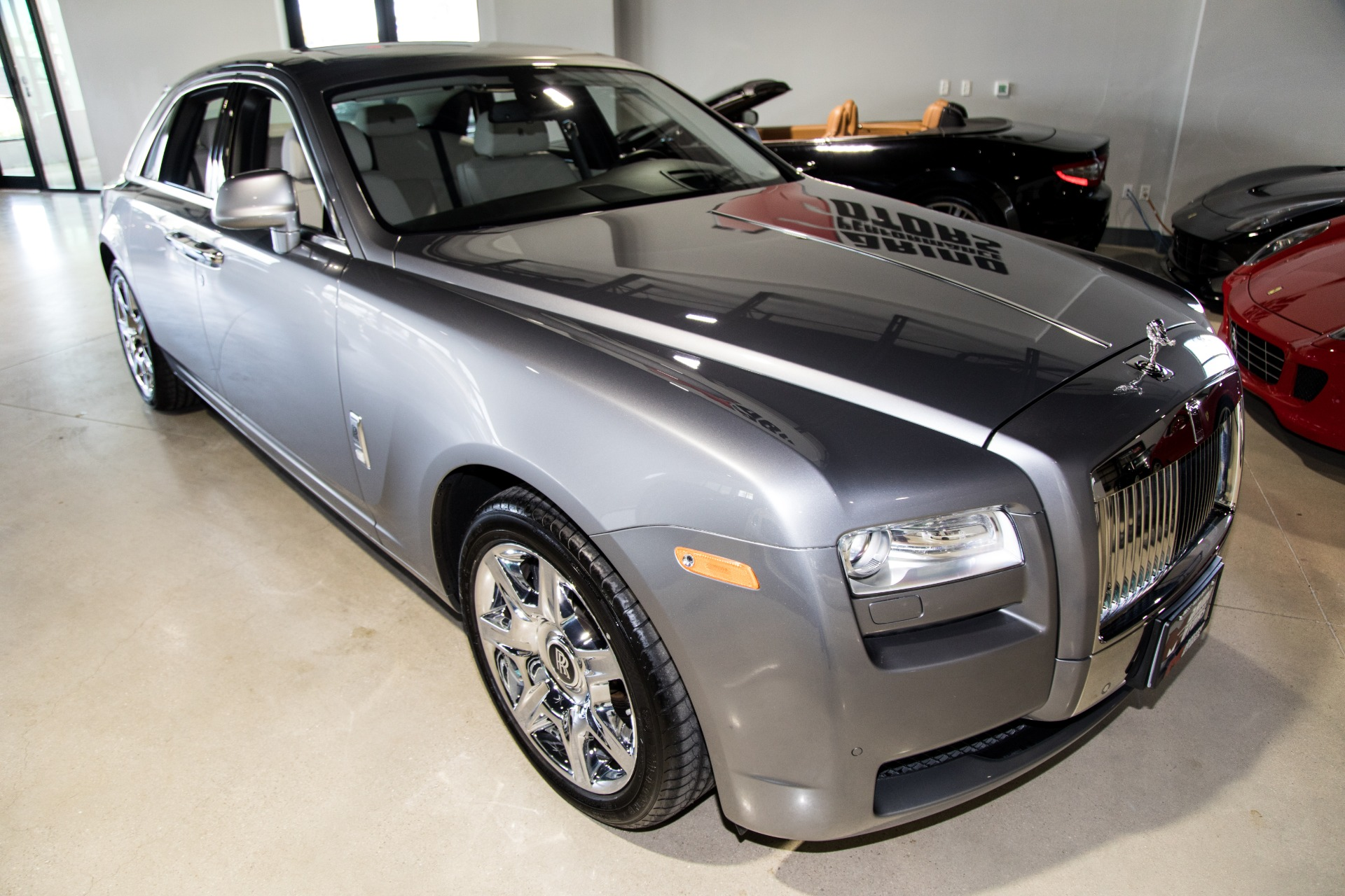 Used 2011 Rolls-Royce Ghost For Sale ($117,900) | Marino ...