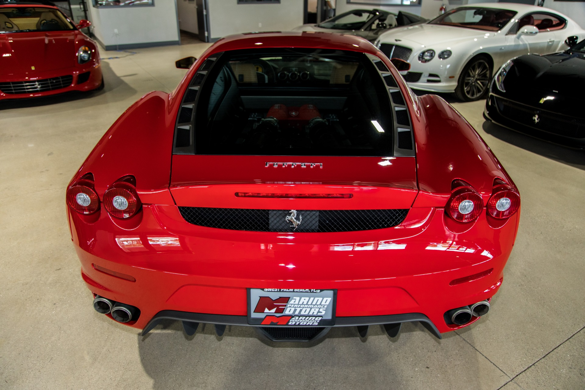 Used-2006-Ferrari-F430-F1