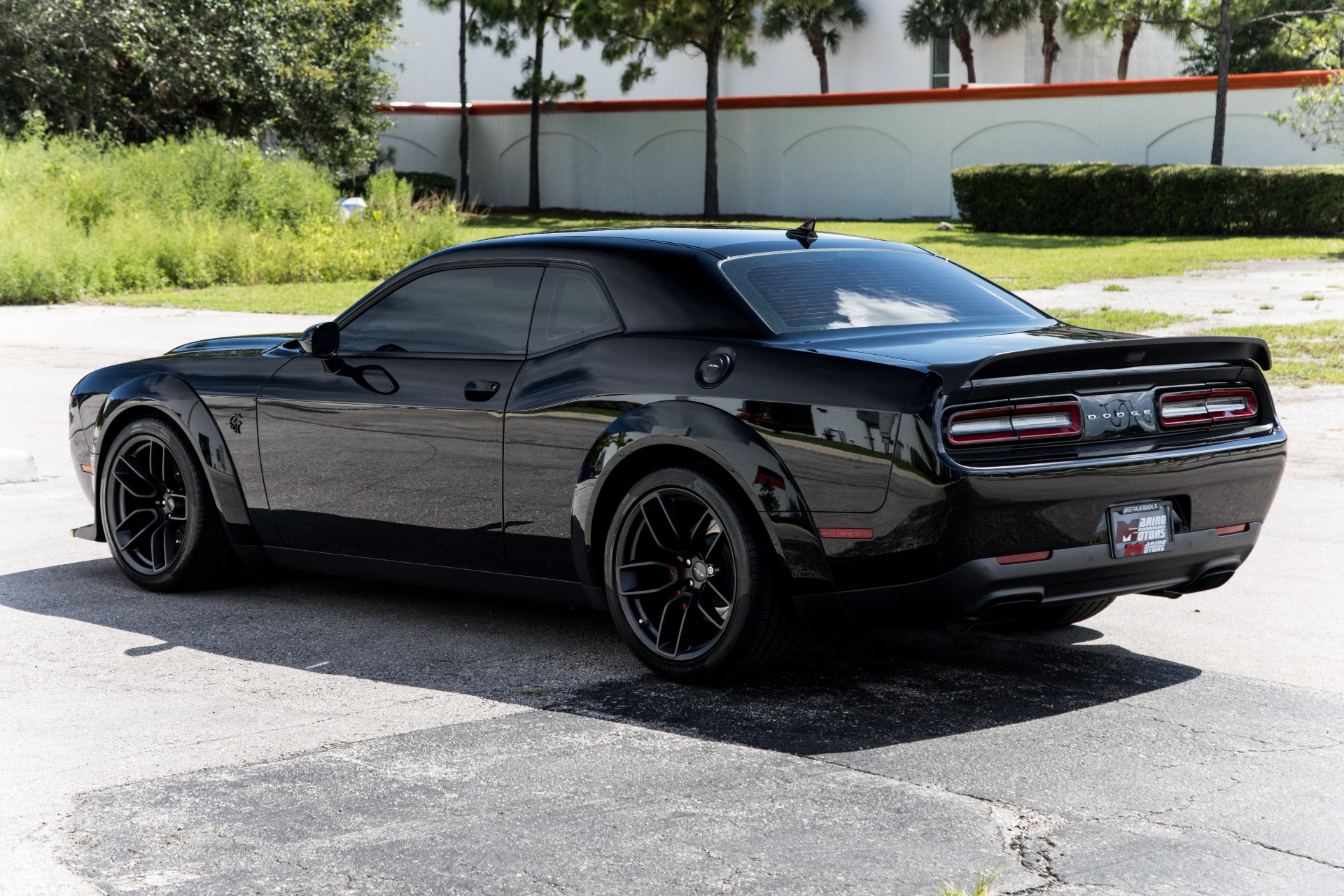 Used 2019 Dodge Challenger Srt Hellcat Redeye Widebody For Sale 77 900 Marino Performance Motors Stock 694548