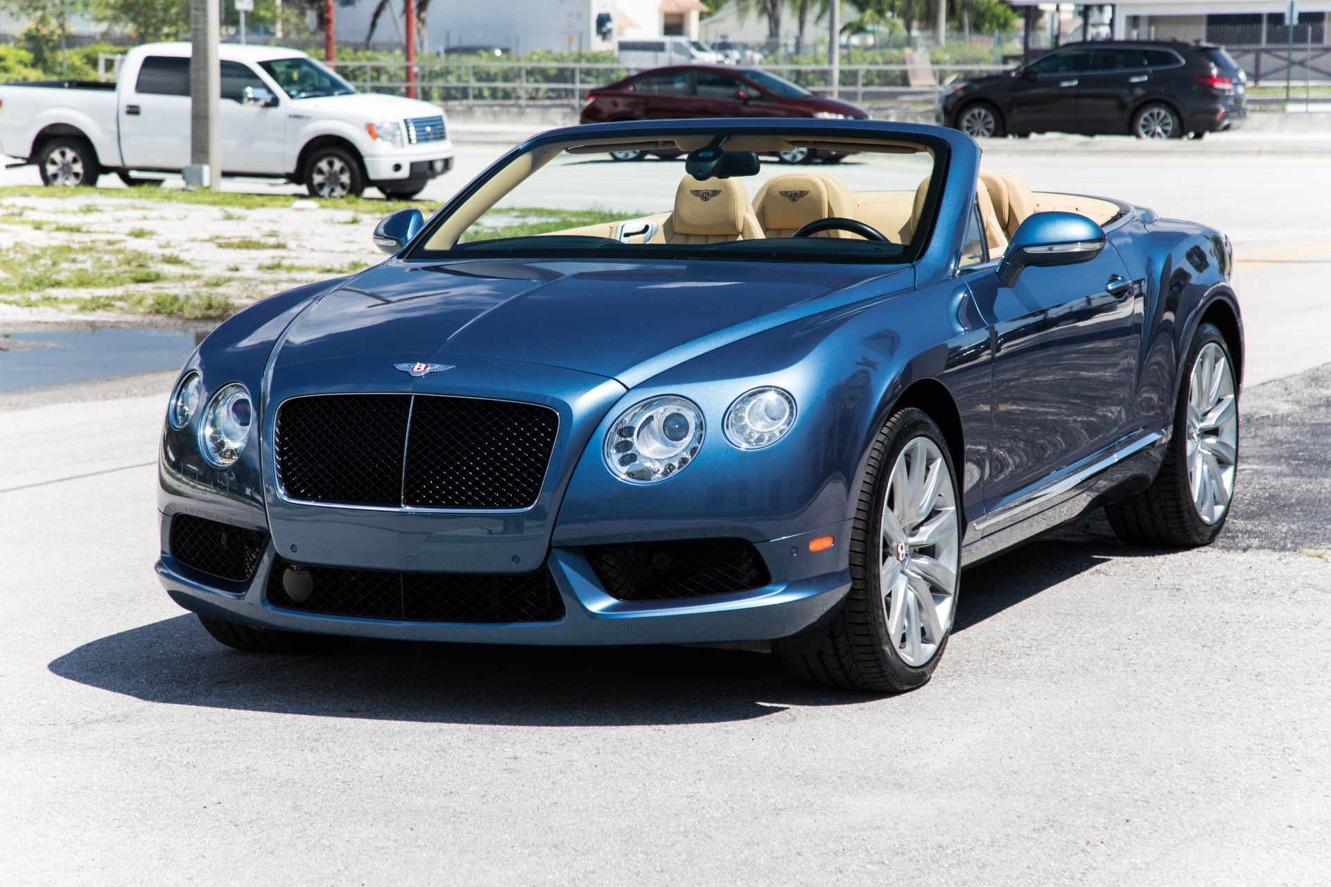 Used-2014-Bentley-Continental-GTC-V8