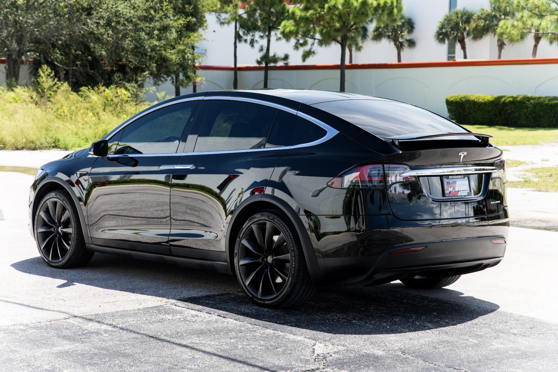Used 2019 Tesla Model X Long Range For Sale ($87,900 ...