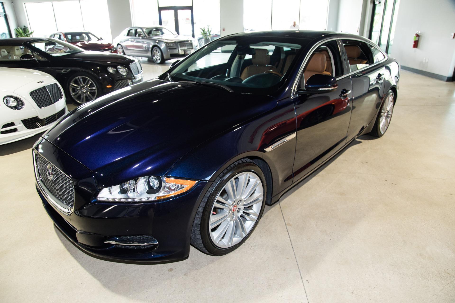 Used 2015 Jaguar XJL Portfolio For Sale ($33,900) | Marino ...