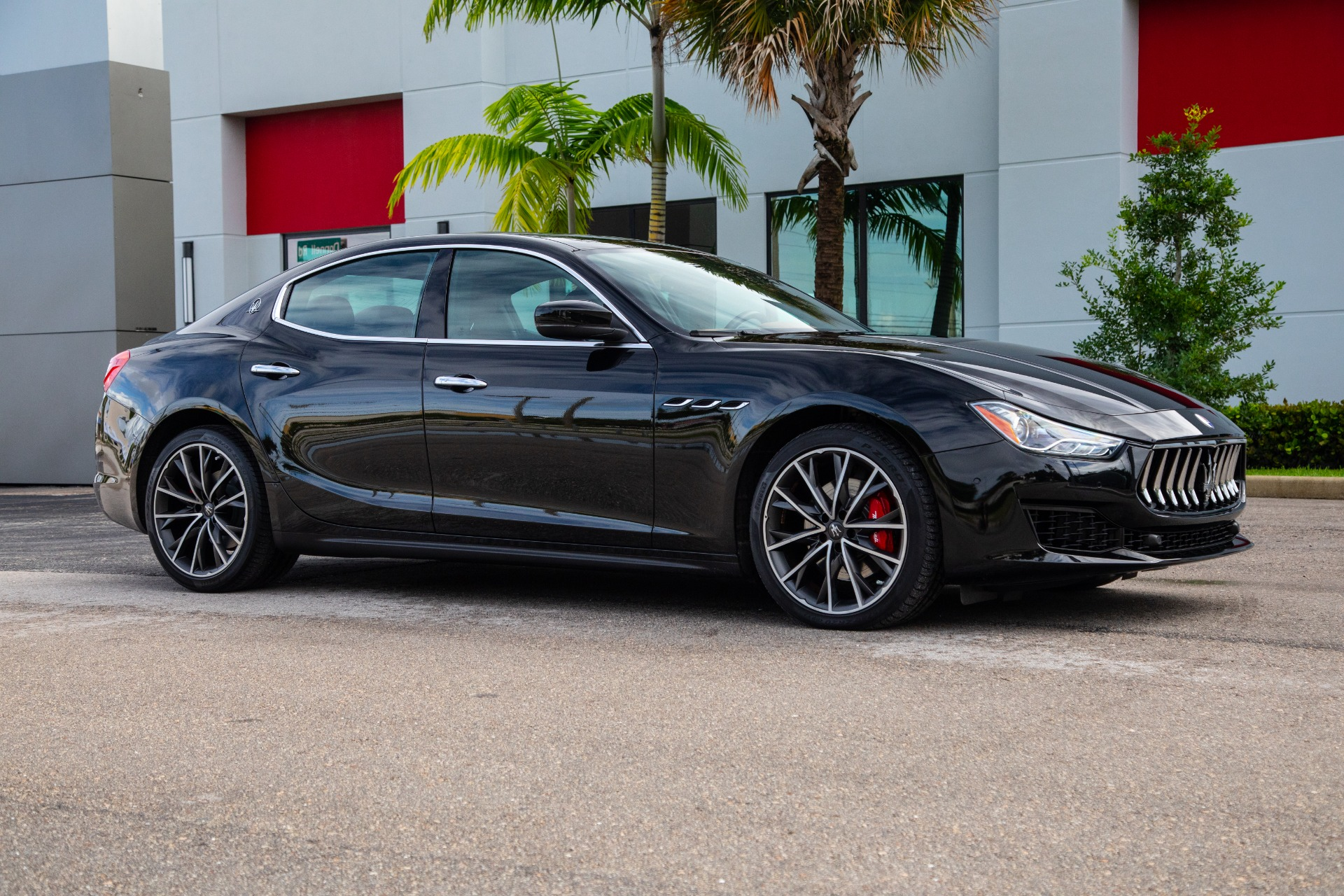 Used 2019 Maserati Ghibli For Sale ($49,900) | Marino Performance Motors Stock #316553