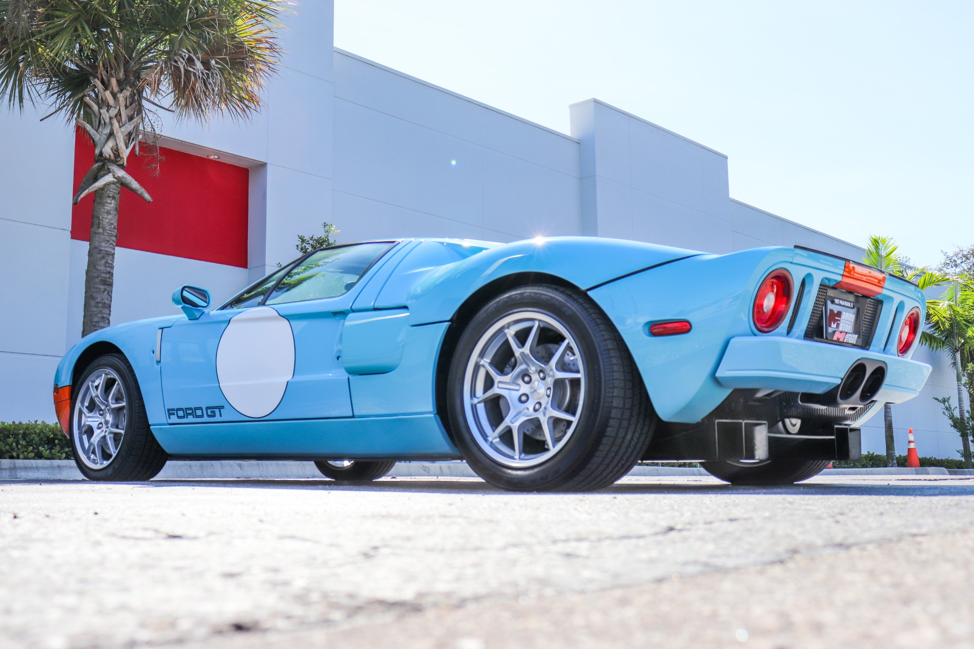 Used-2006-Ford-GT-Heritage