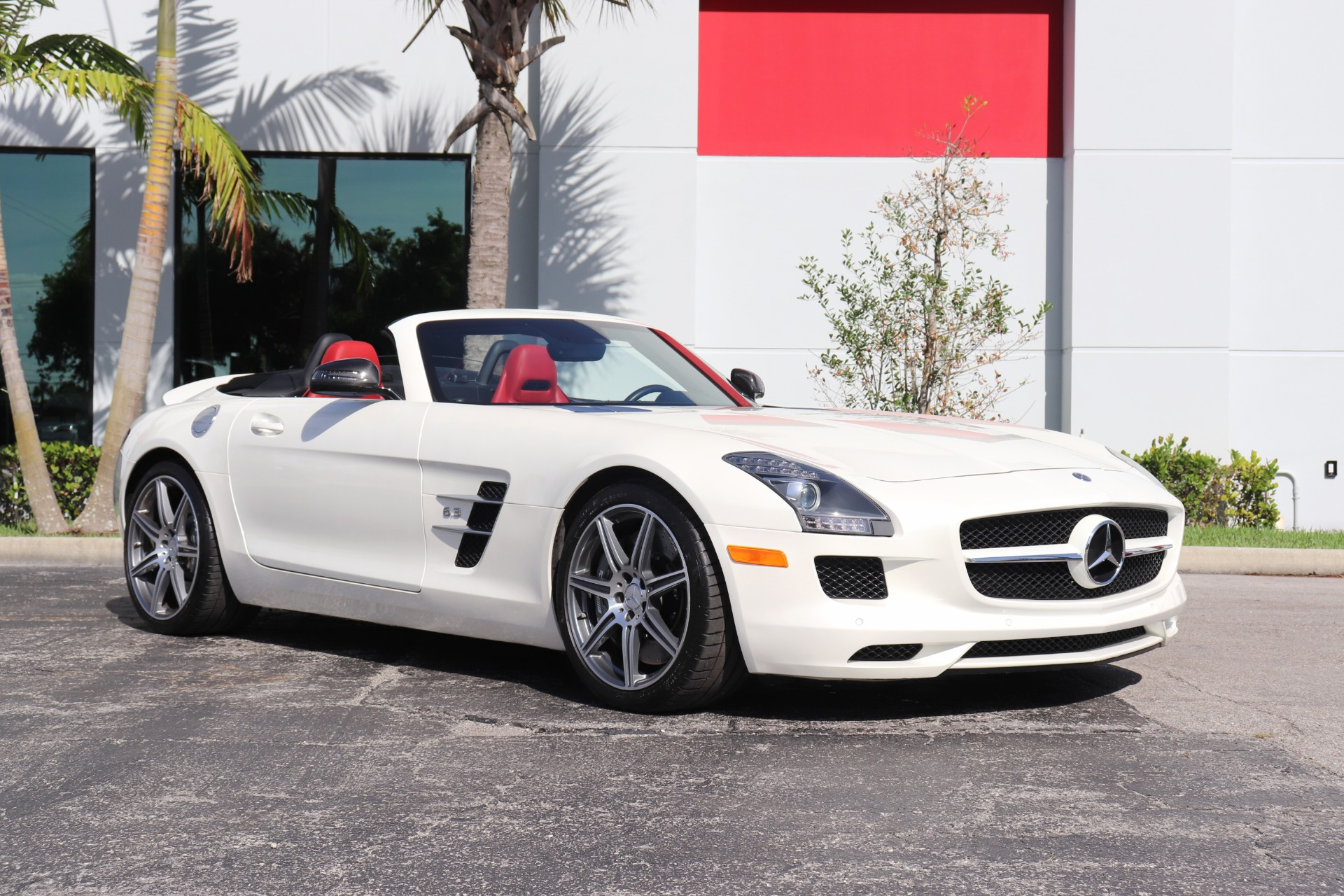 Used-2012-Mercedes-Benz-SLS-AMG-Roadster