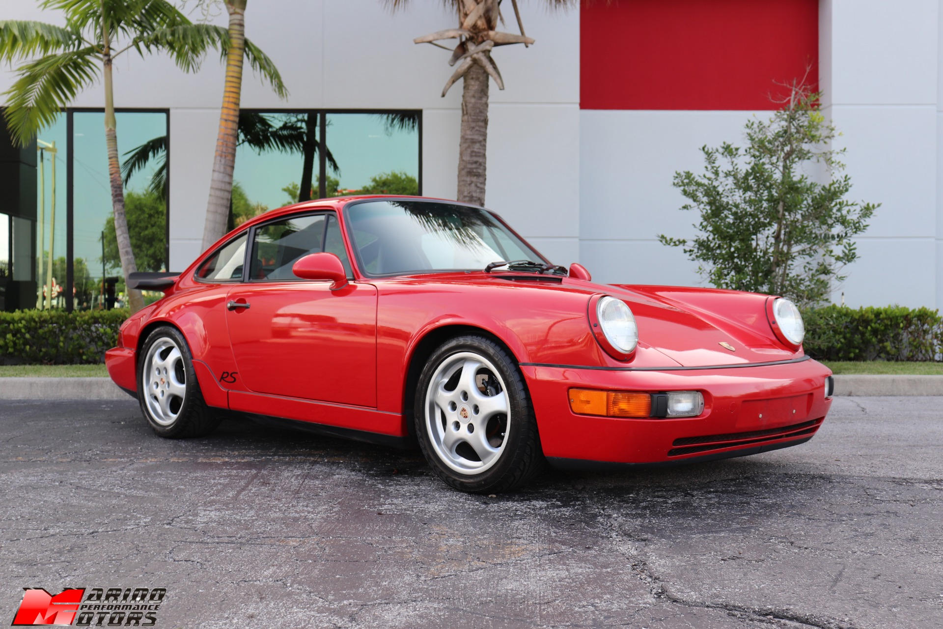 Used-1993-Porsche-911-RS-America