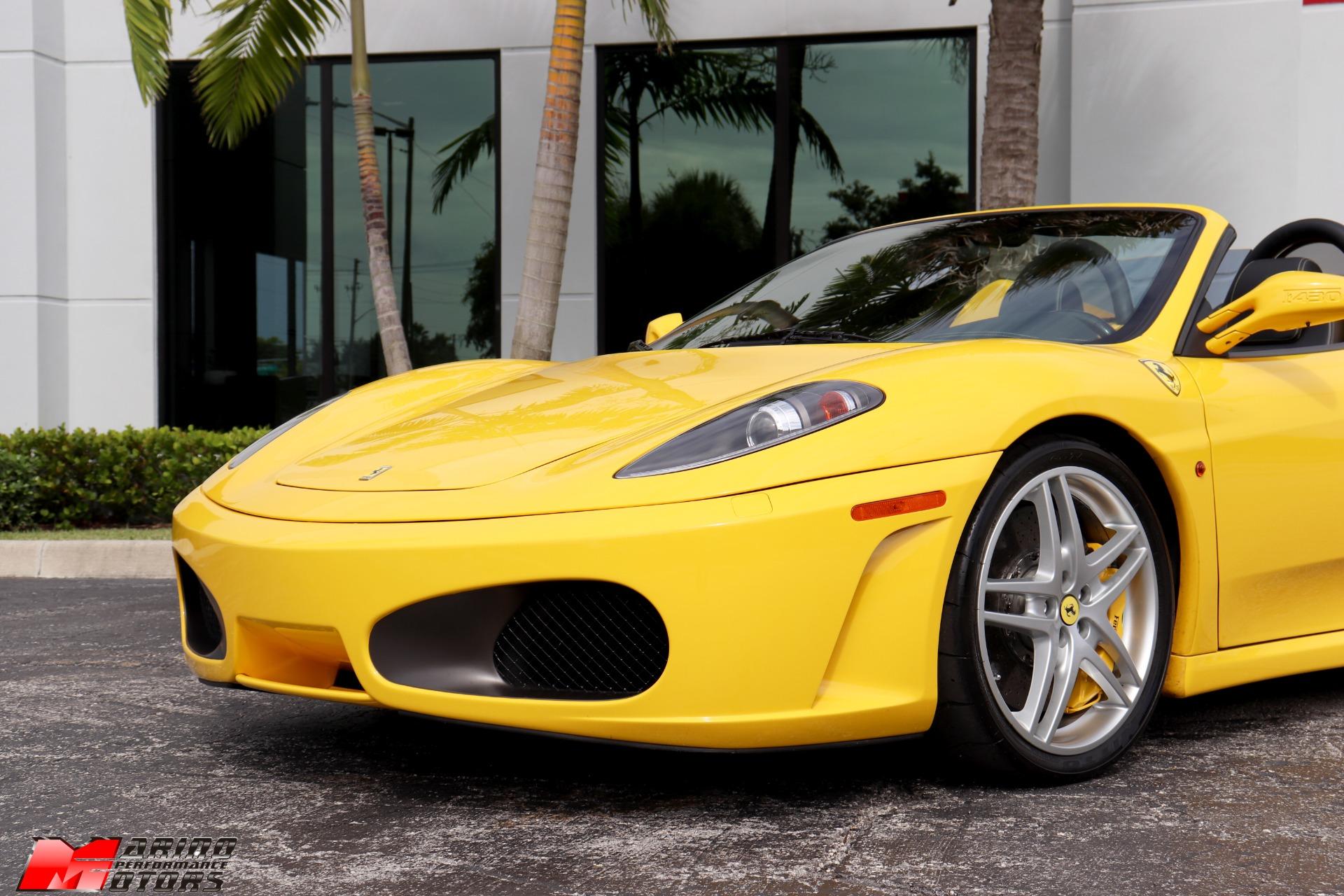 Used-2006-Ferrari-F430-F1-Spider