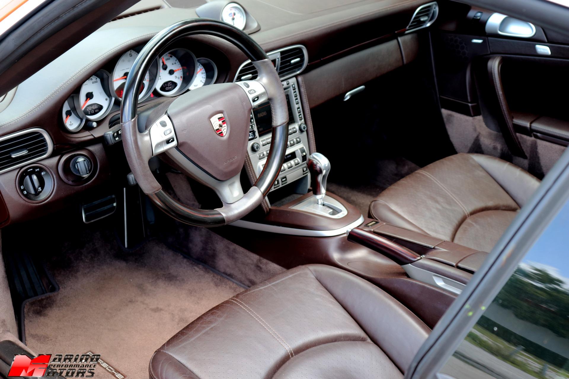 Used-2007-Porsche-911-Targa-4S