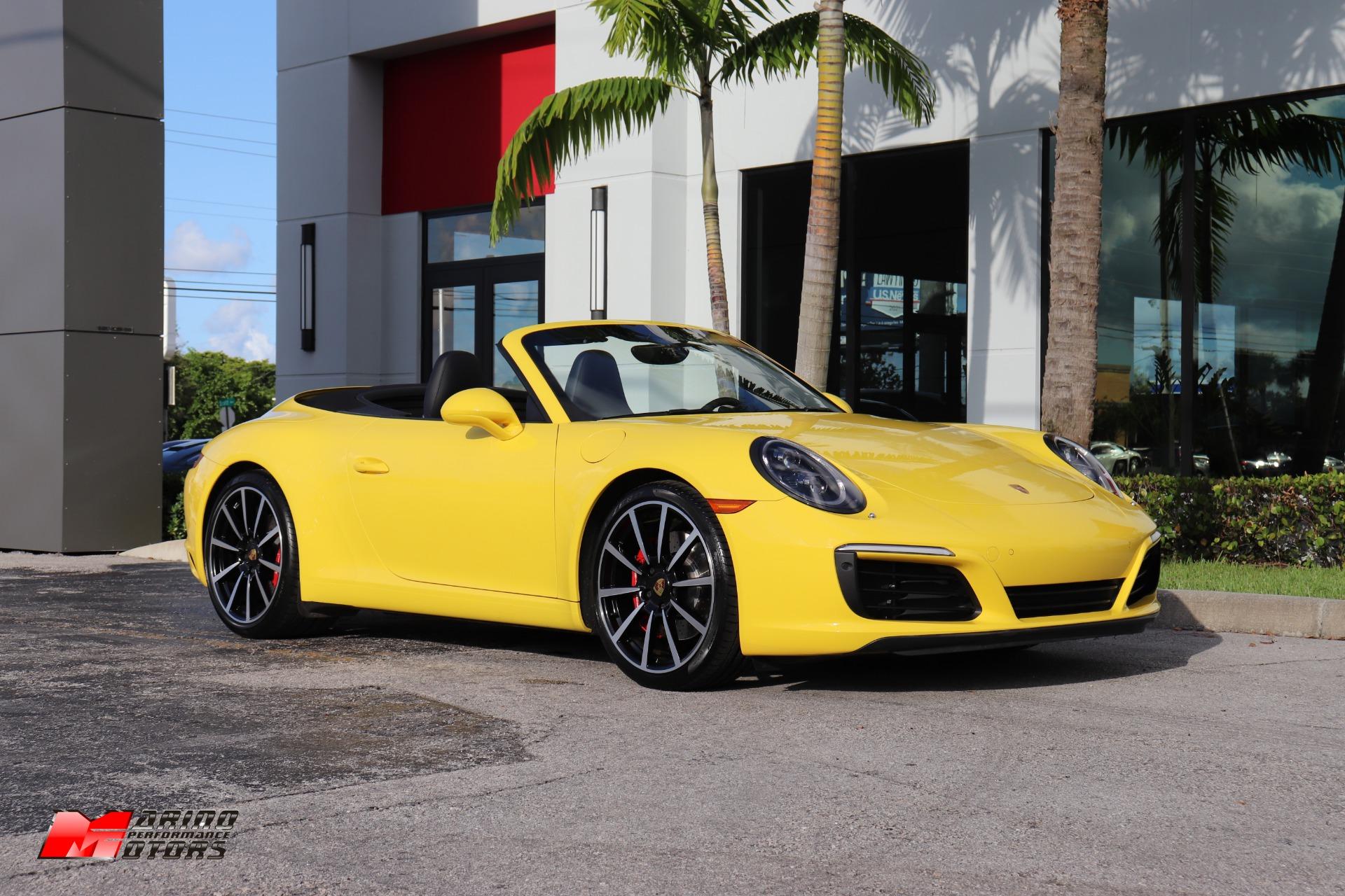 Used-2017-Porsche-911-Carrera-S